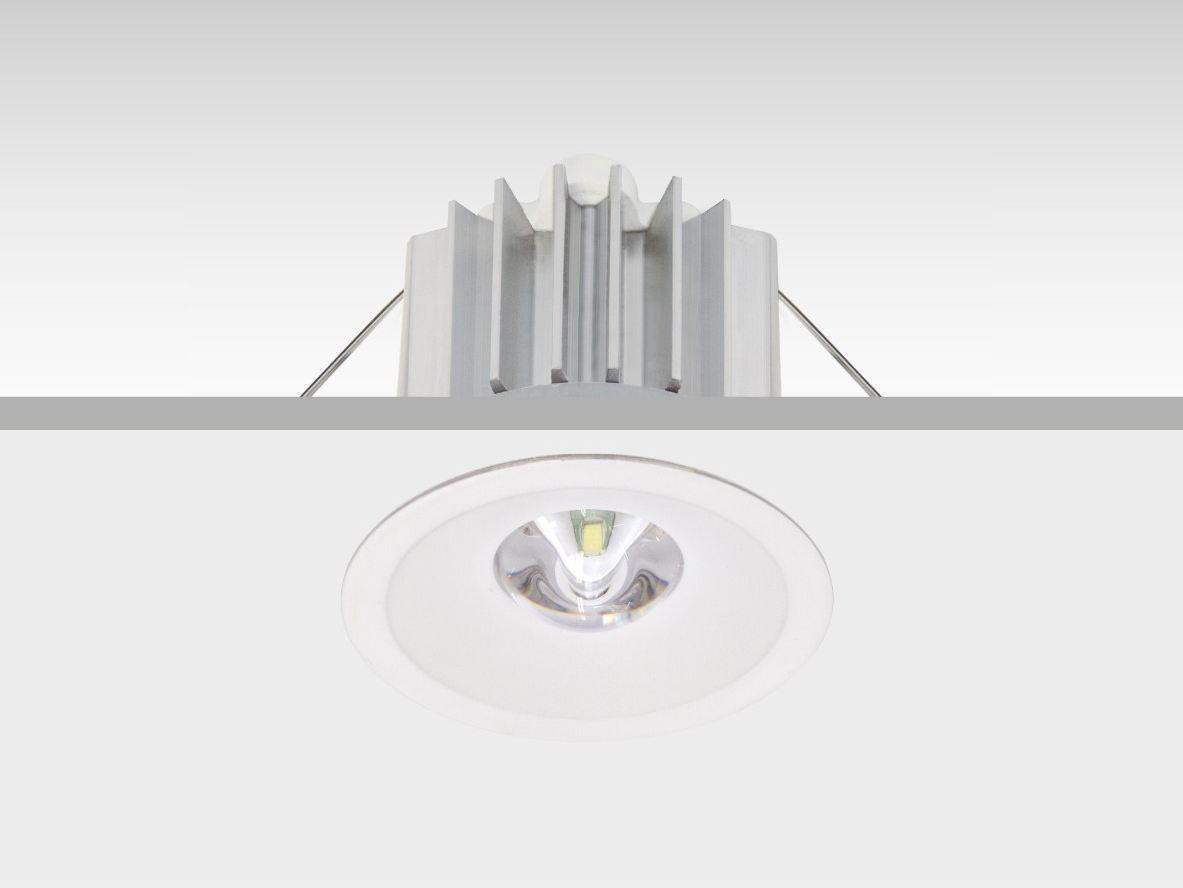Ceiling Mounted Led Emergency Lights : Led ceiling mounted emergency light izar by daisalux
