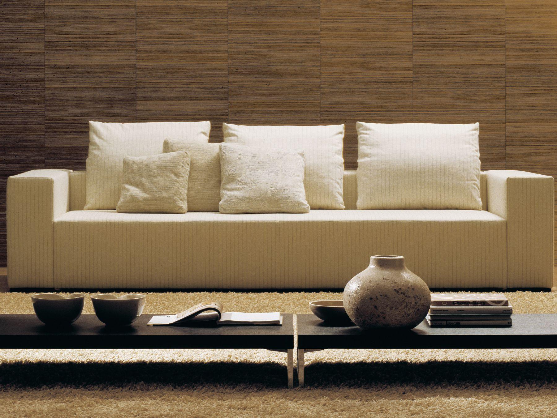 Popper divano a 3 posti by bontempi casa design lino codato - Divano popper bontempi ...