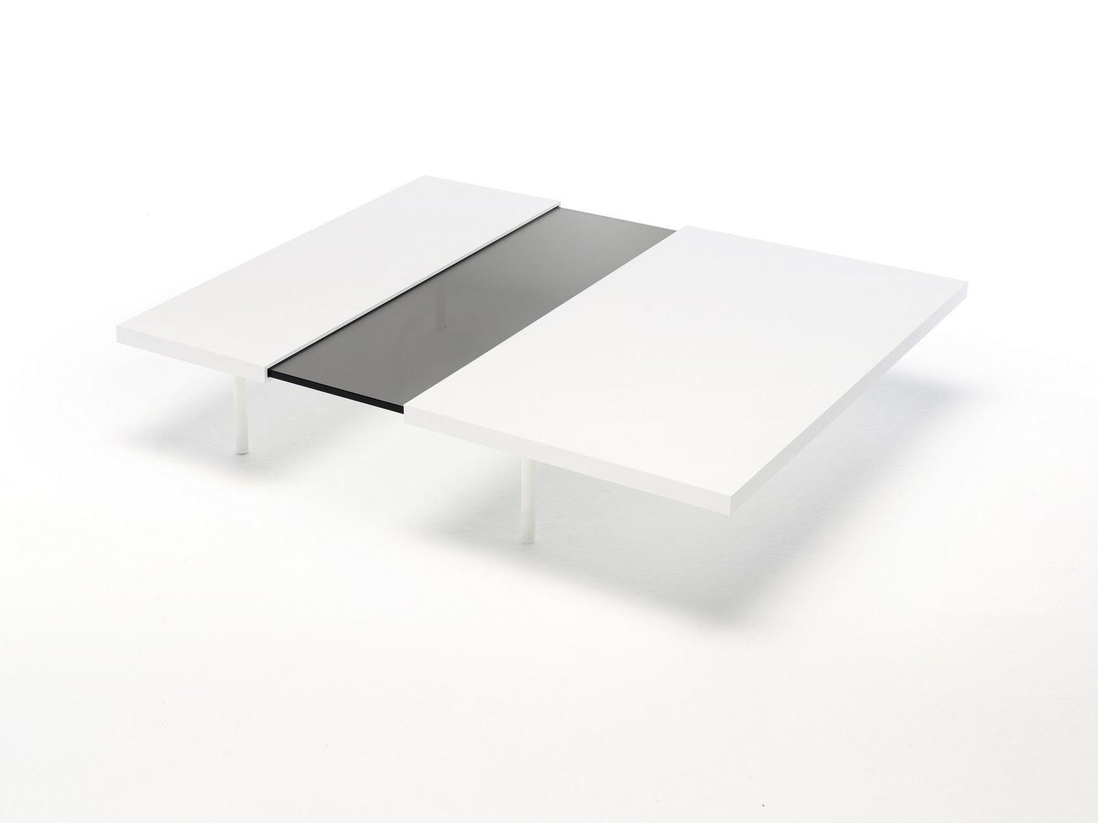 Tavolino allungabile da salotto step by living divani for Tavolino salotto allungabile