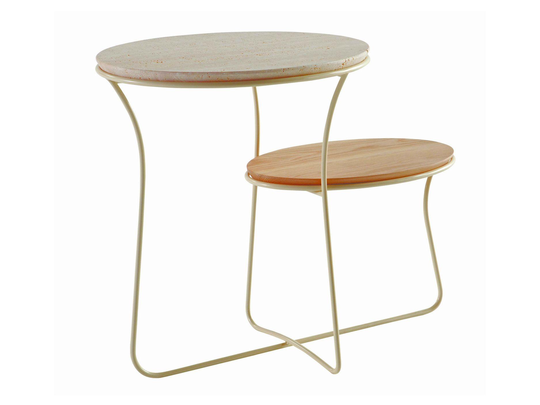 Coffee table oris by roche bobois design christophe delcourt - Prix table basse roche bobois ...