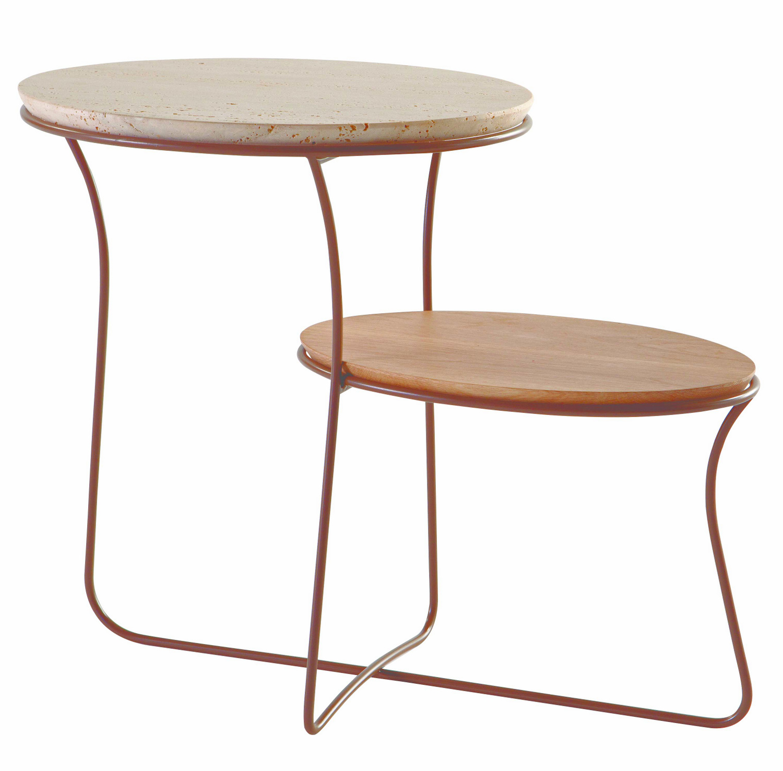 coffee table oris by roche bobois design christophe delcourt. Black Bedroom Furniture Sets. Home Design Ideas