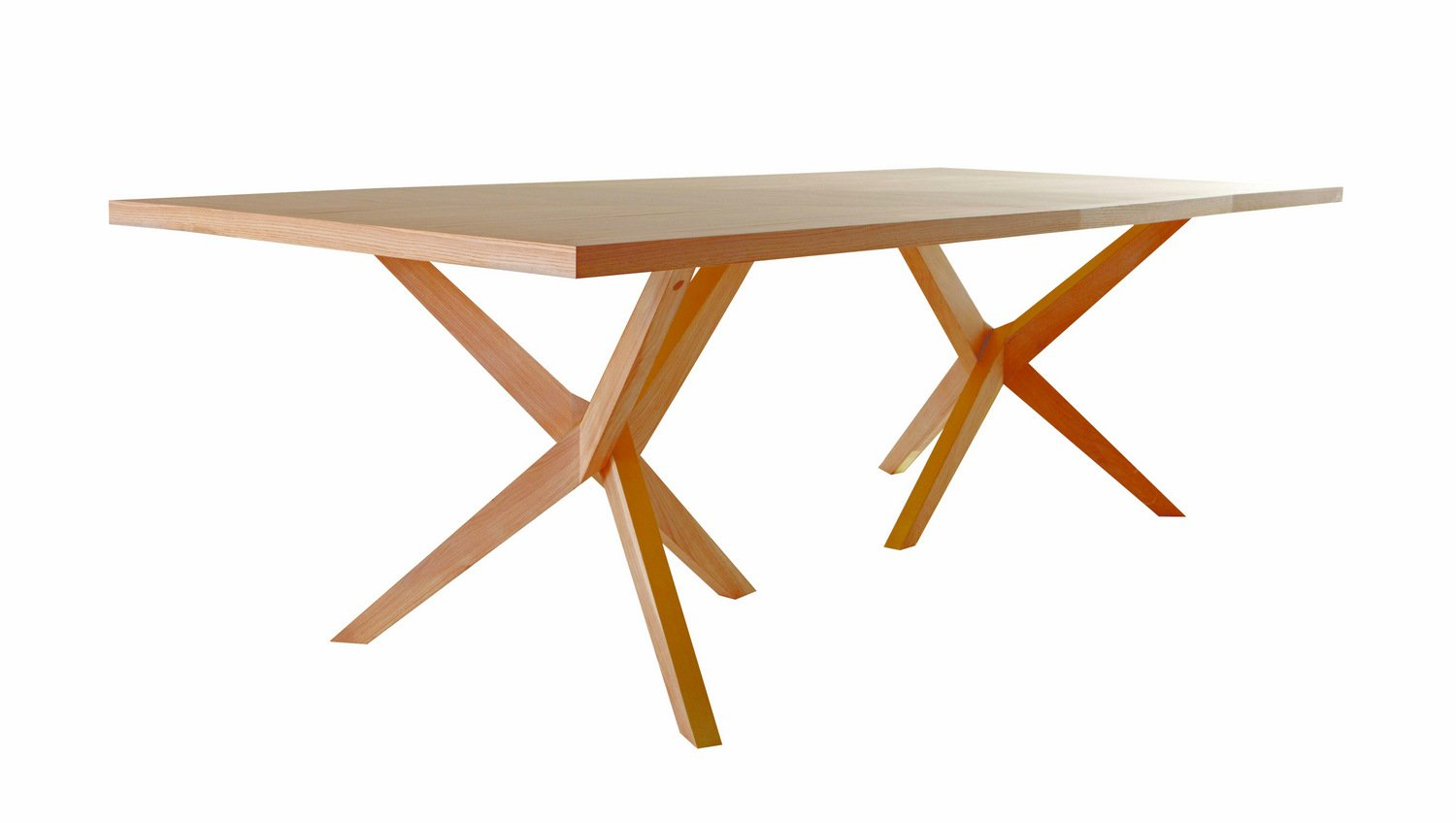 Table rectangulaire en bois jane by roche bobois design - Table de salle a manger roche bobois ...