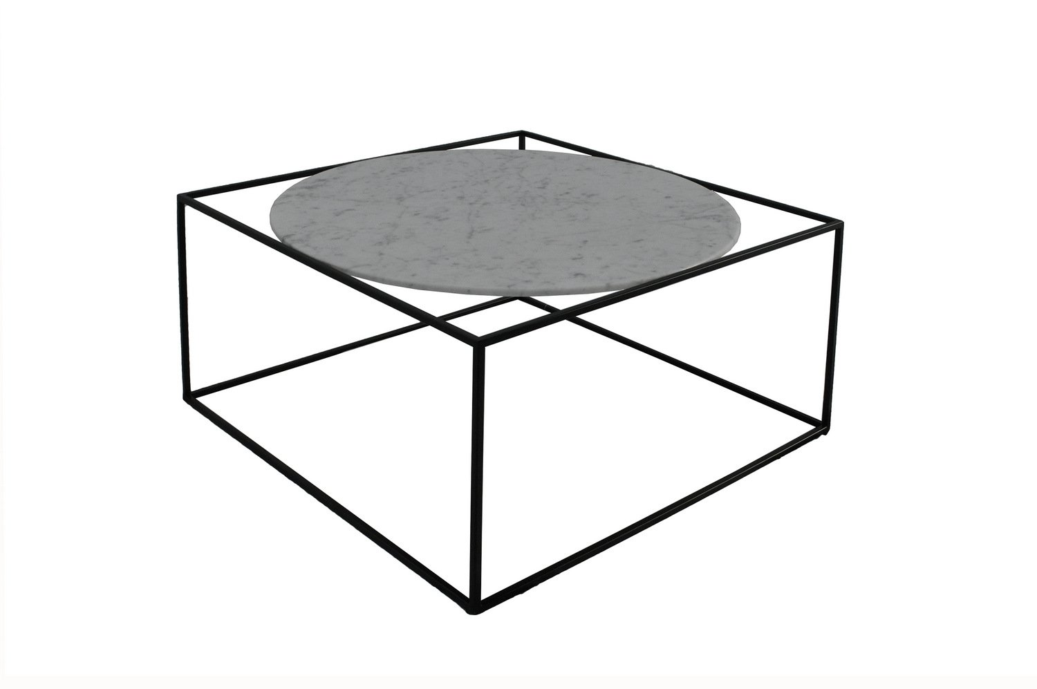 G3 marble coffee table by roche bobois design johan lindst n Roche bobois coffee table