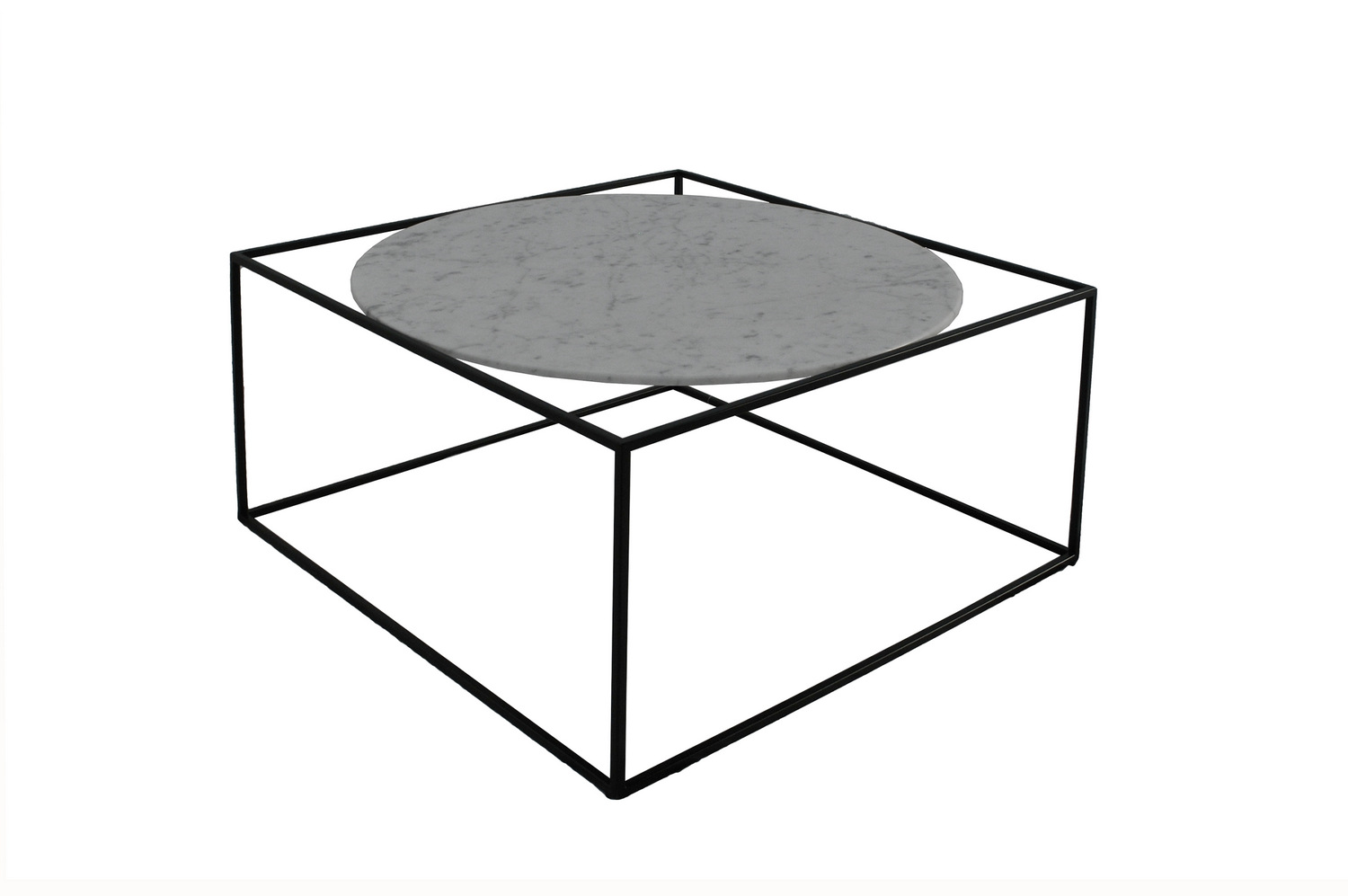 G3 marble coffee table by roche bobois design johan lindst n - Table roche et bobois ...