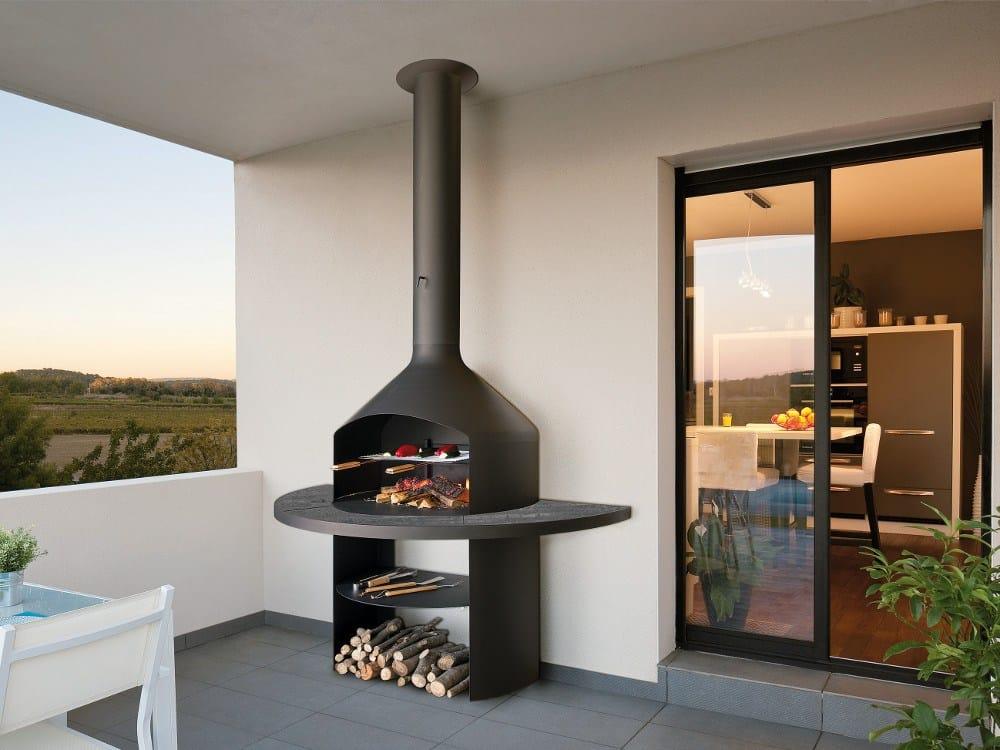 barbecue bois smartfocus by focus. Black Bedroom Furniture Sets. Home Design Ideas