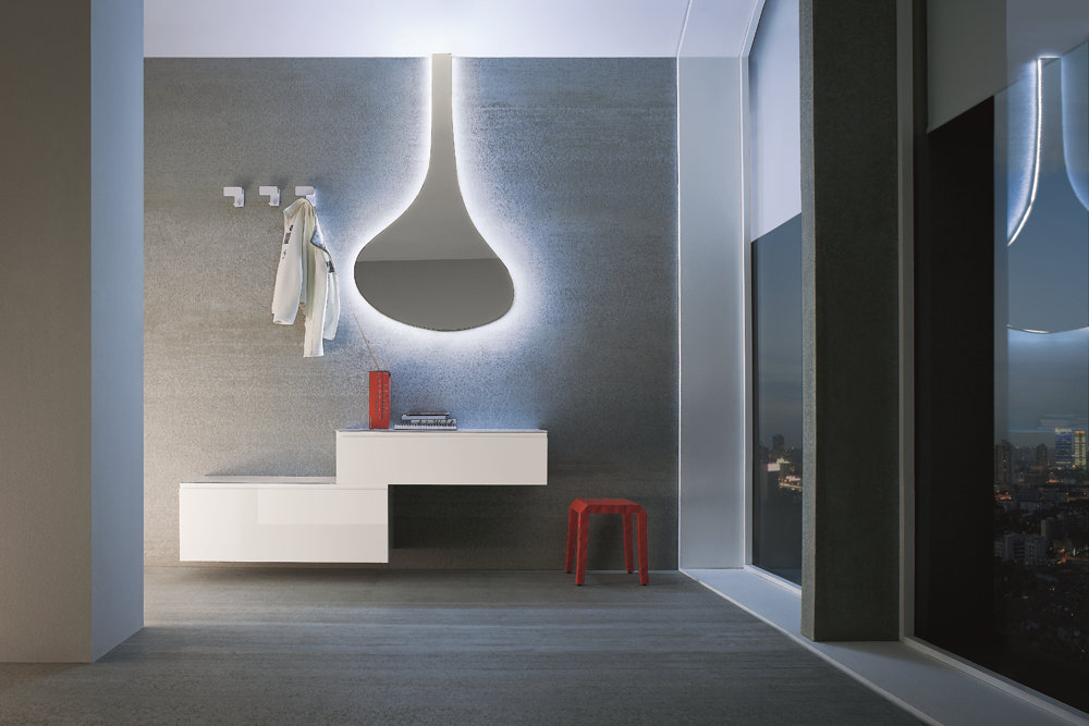 JAZZ Specchio a parete by Birex