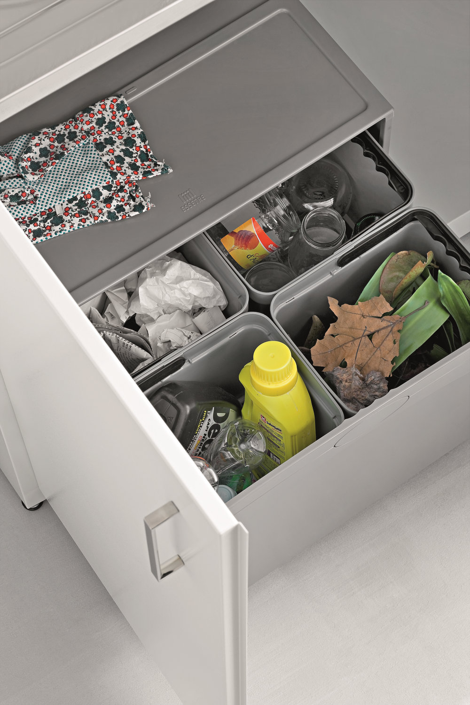 WaschkücheSchrank Mit Integriertem Waschbecken Für Aussen BRACCIO U003d Schrank  Fur Waschbecken