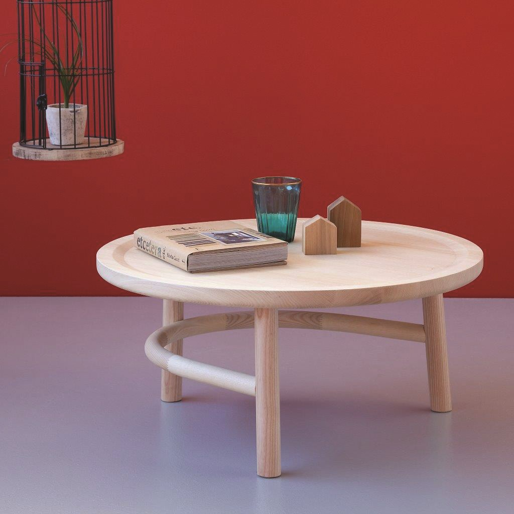 Unam T01 Coffee Table By Very Wood Design Sebastian Herkner