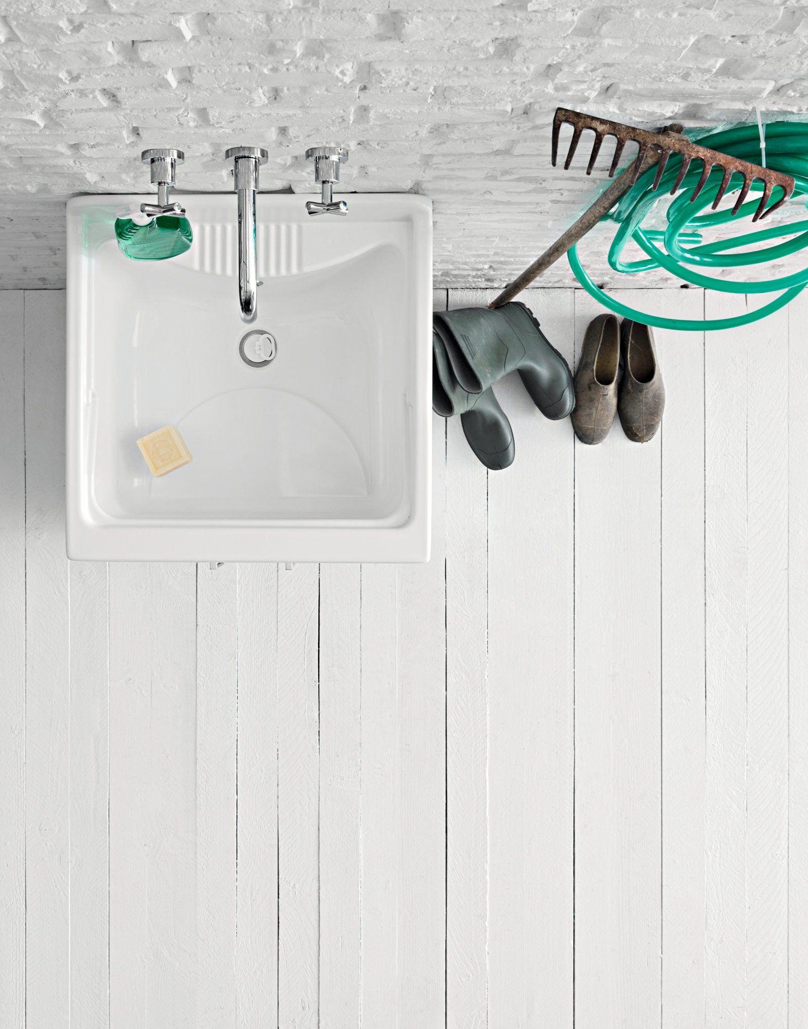 Waschmaschinenschrank Mit Waschbecken : WASCHKÜCHESCHRANK MIT INTEGRIERTEM WASCHBECKEN WASCHTISCH KOLLEKTION