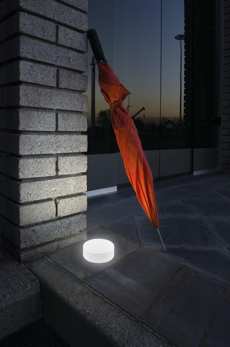 Illuminazione da incasso a LED a pavimento in PMMA CLAMP 60 SMALL IP67 ...