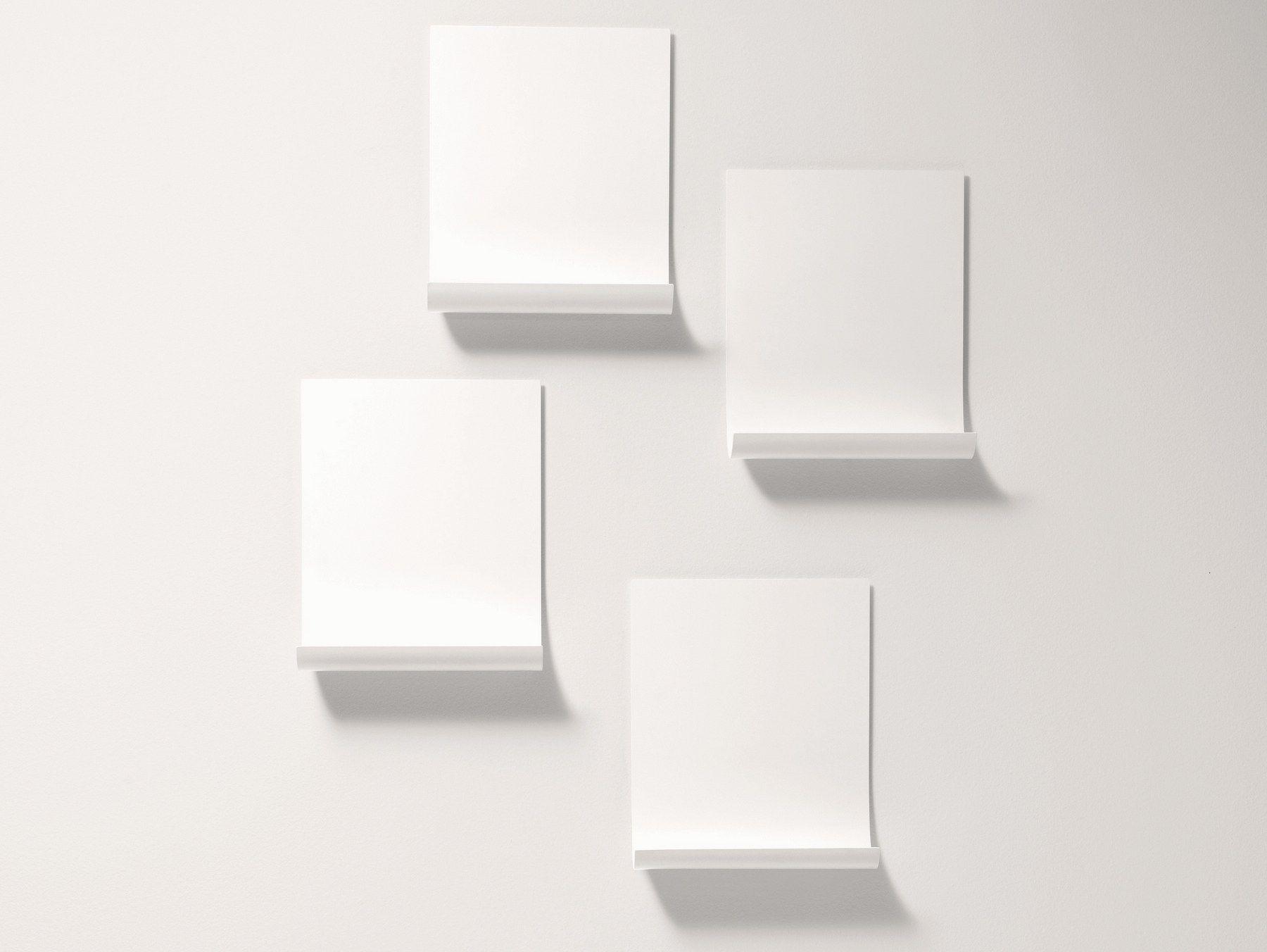 softer than steel mensola by desalto design nendo. Black Bedroom Furniture Sets. Home Design Ideas