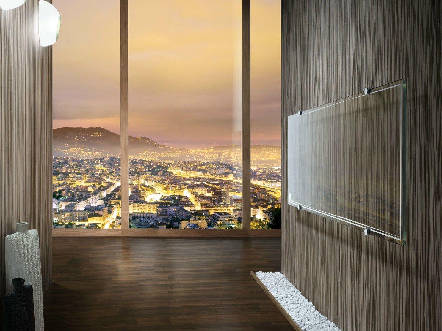 Image result for electric frame glass radiators