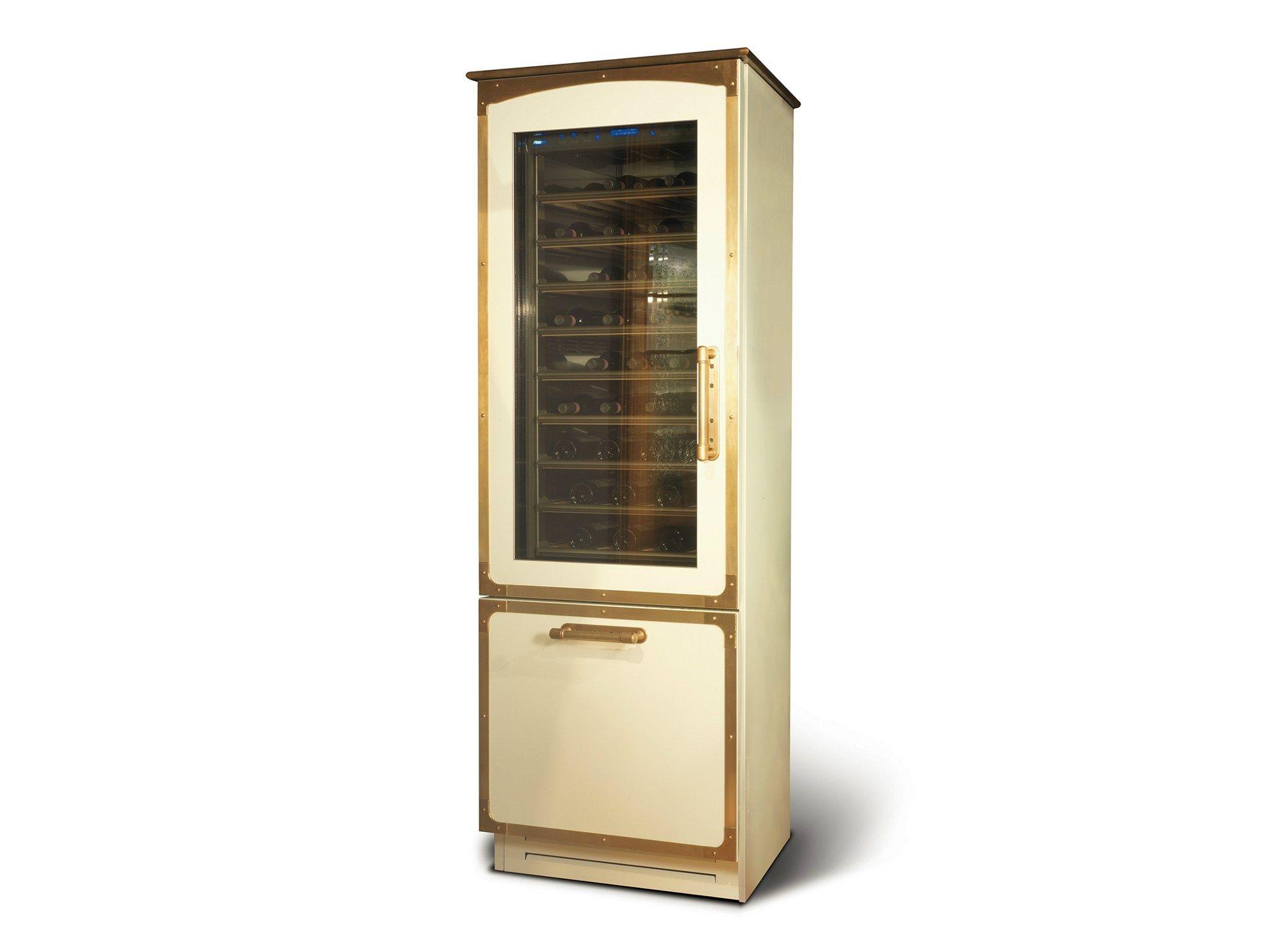 Ogk75 cantinetta frigo by officine gullo for Cantinetta frigo