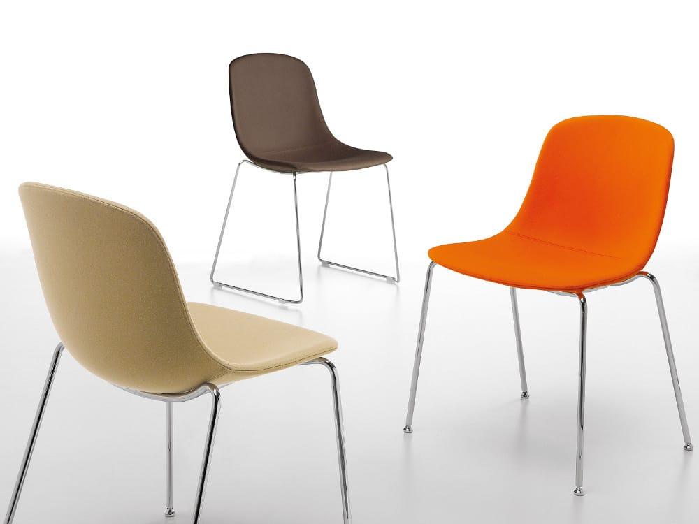 Pouf Poggiapiedi Girevole Beetle Infiniti Design : Sedia impilabile in plastica pure loop