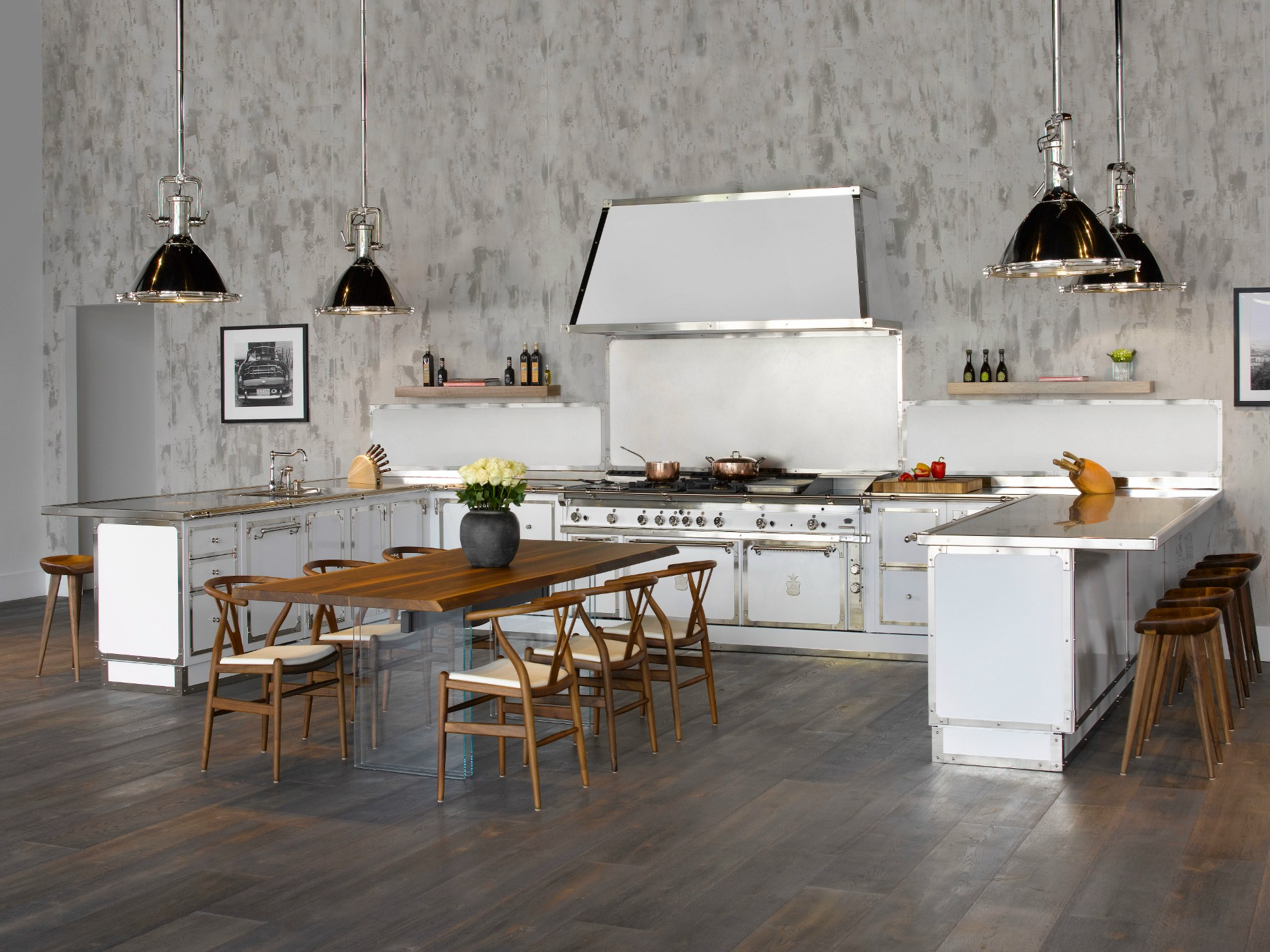 Cucina su misura PALM BEACH PALACE by Officine Gullo