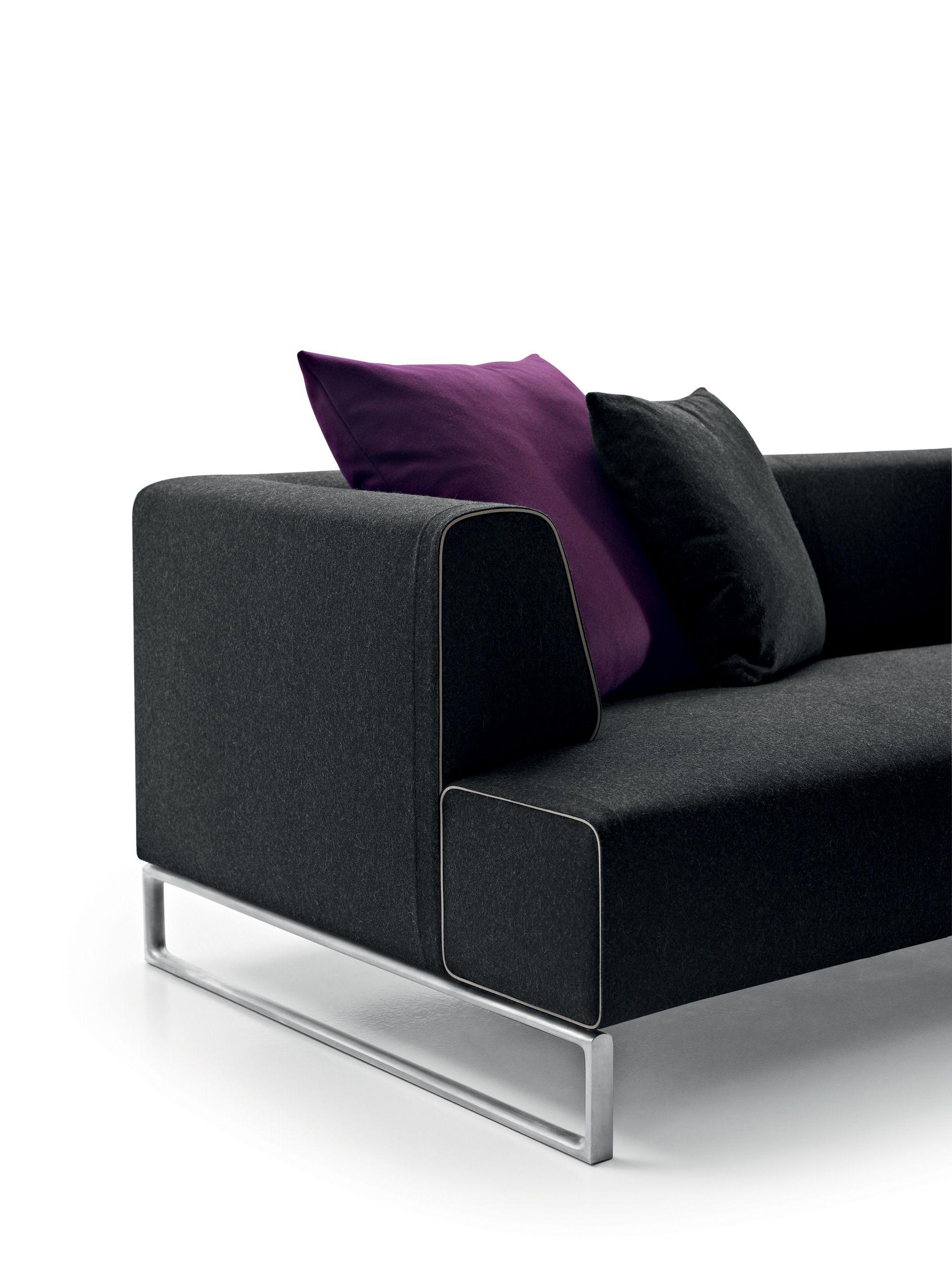 solo 39 14 divano by b b italia design antonio citterio. Black Bedroom Furniture Sets. Home Design Ideas