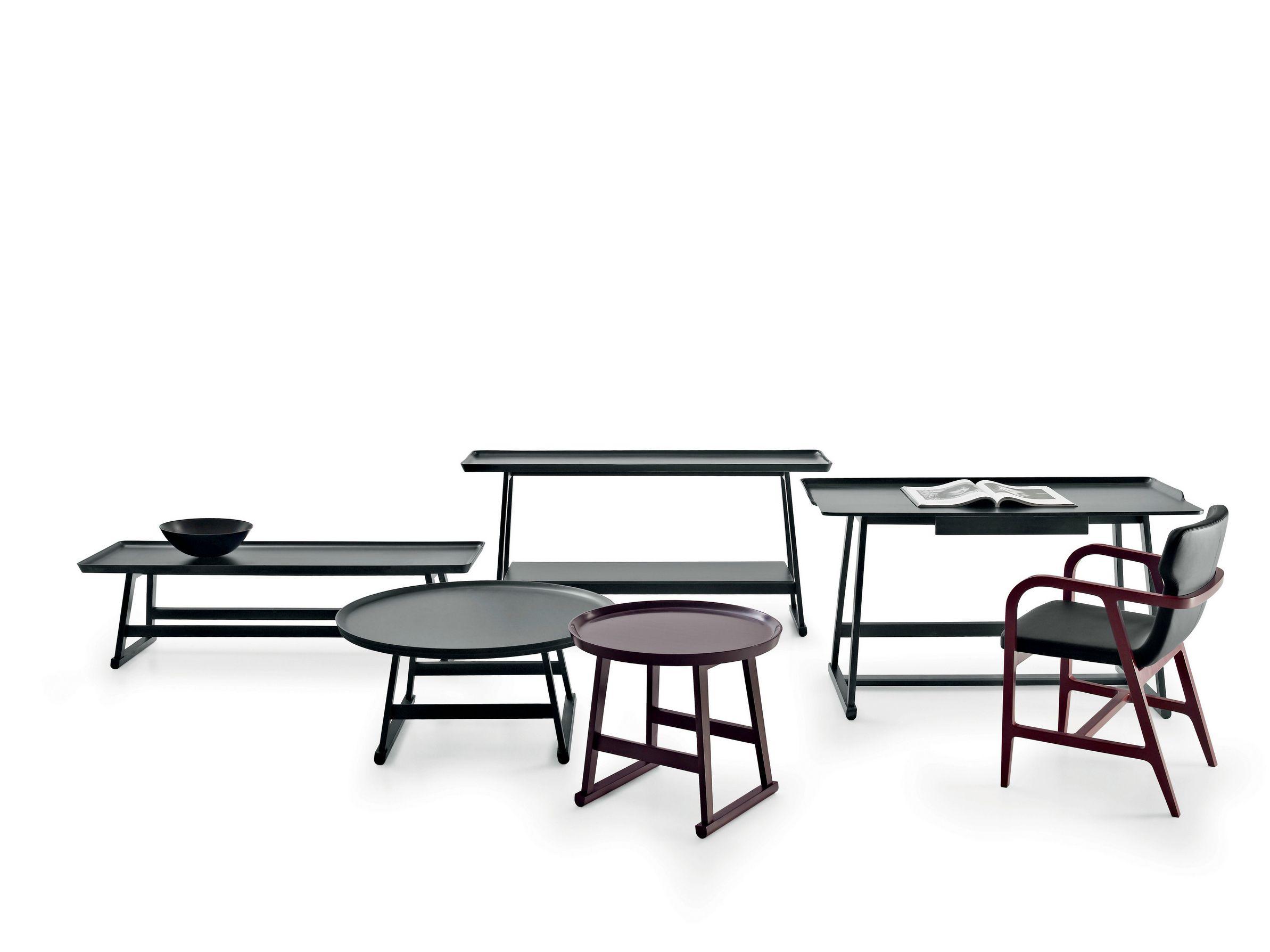 Recipio 39 14 Rectangular Coffee Table By Maxalto A Brand Of B B Italia Spa Design Antonio Citterio
