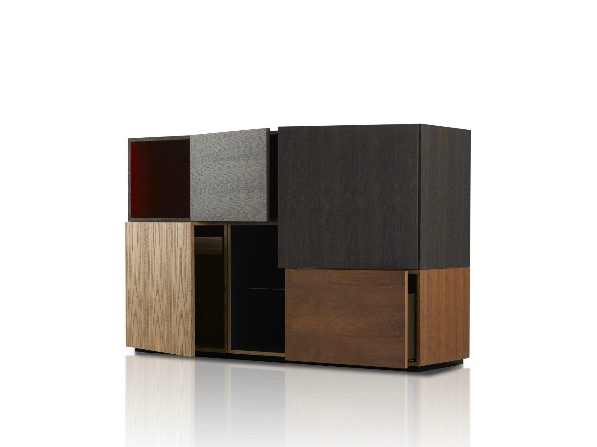Modern anrichte by porro design piero lissoni - Anrichte modern ...