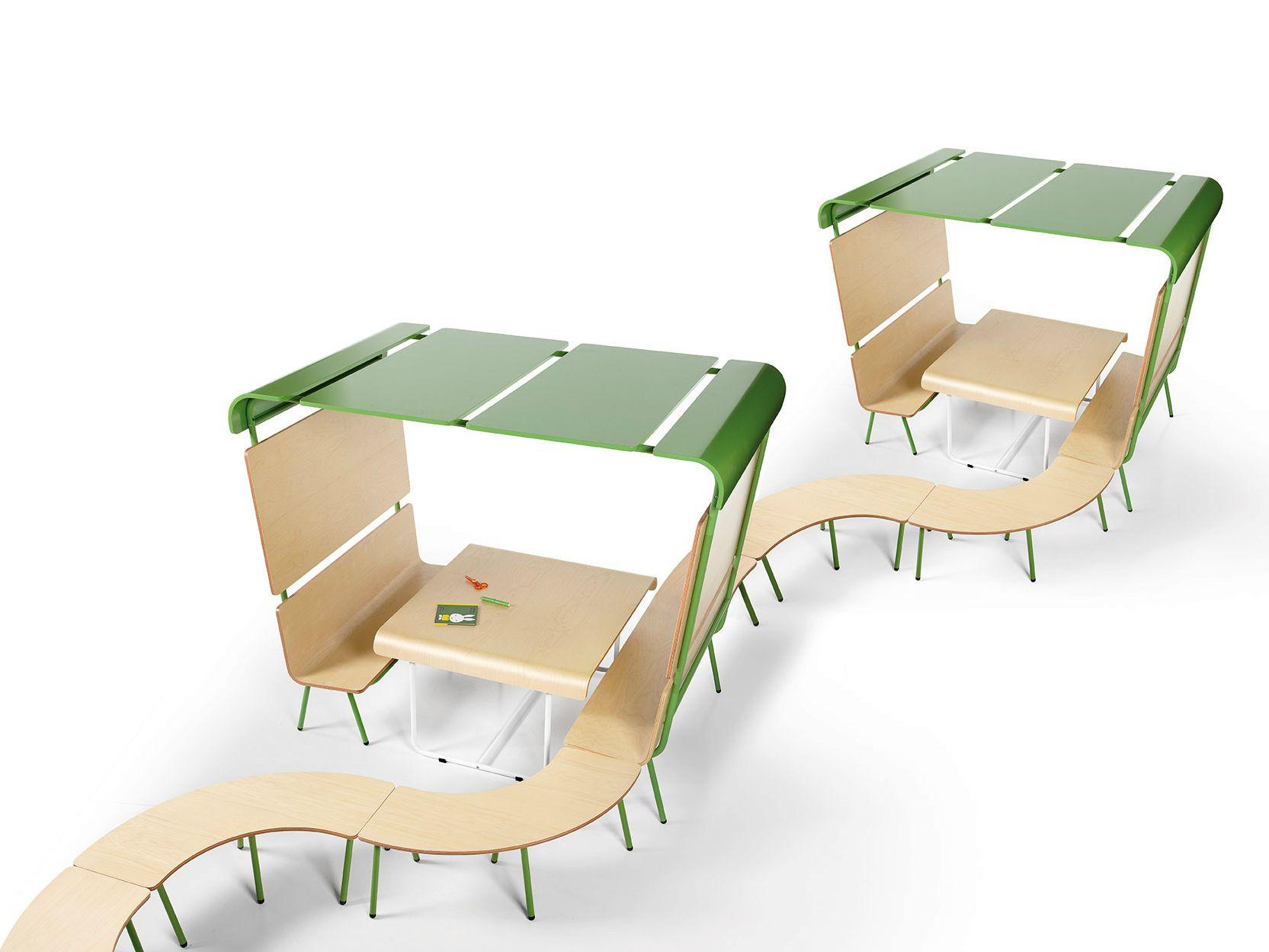 Tavolo in multistrato per bambini collezione ottawa by for Prodotti design