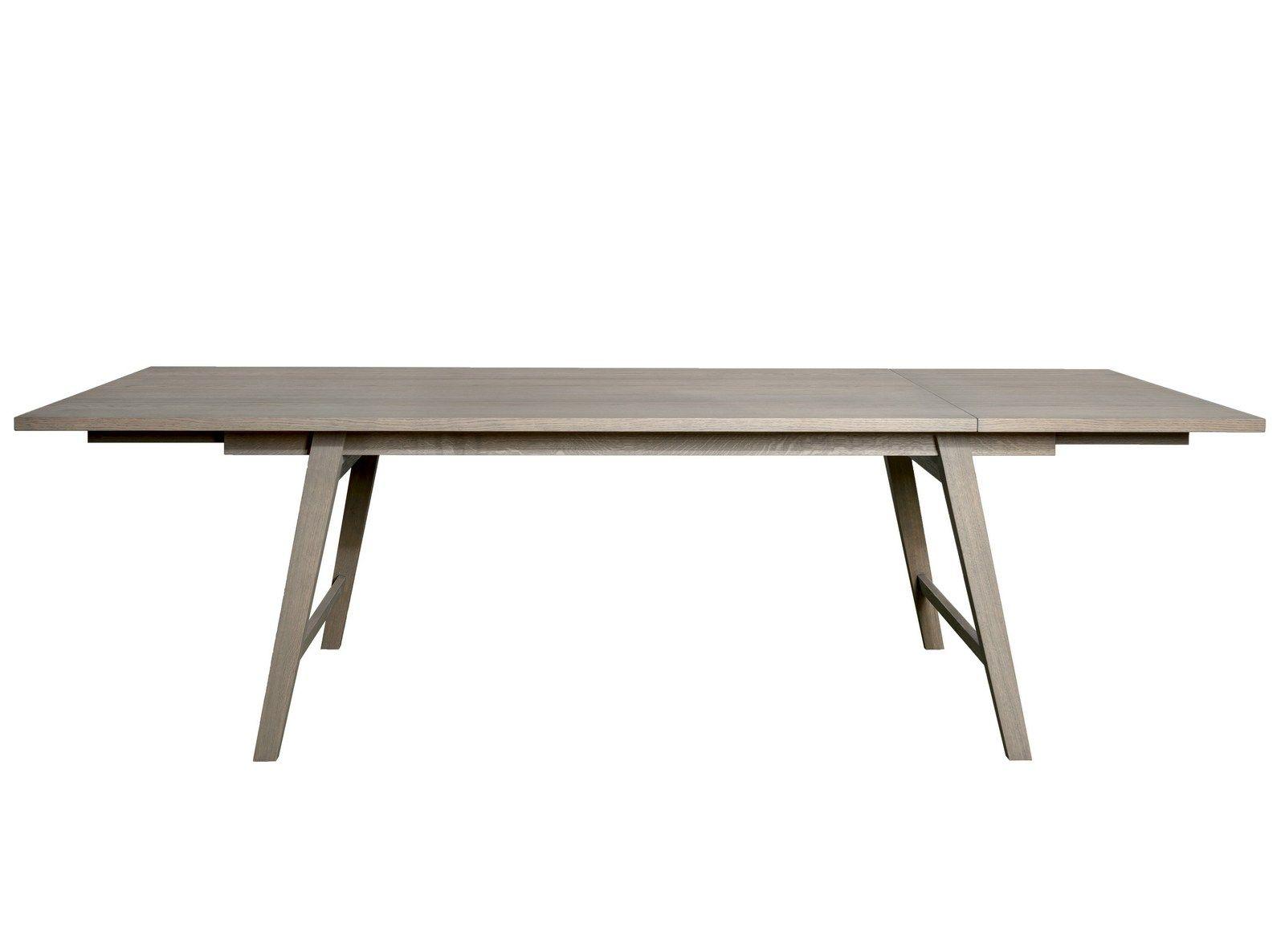 zwo 60 tavolo allungabile by kff. Black Bedroom Furniture Sets. Home Design Ideas