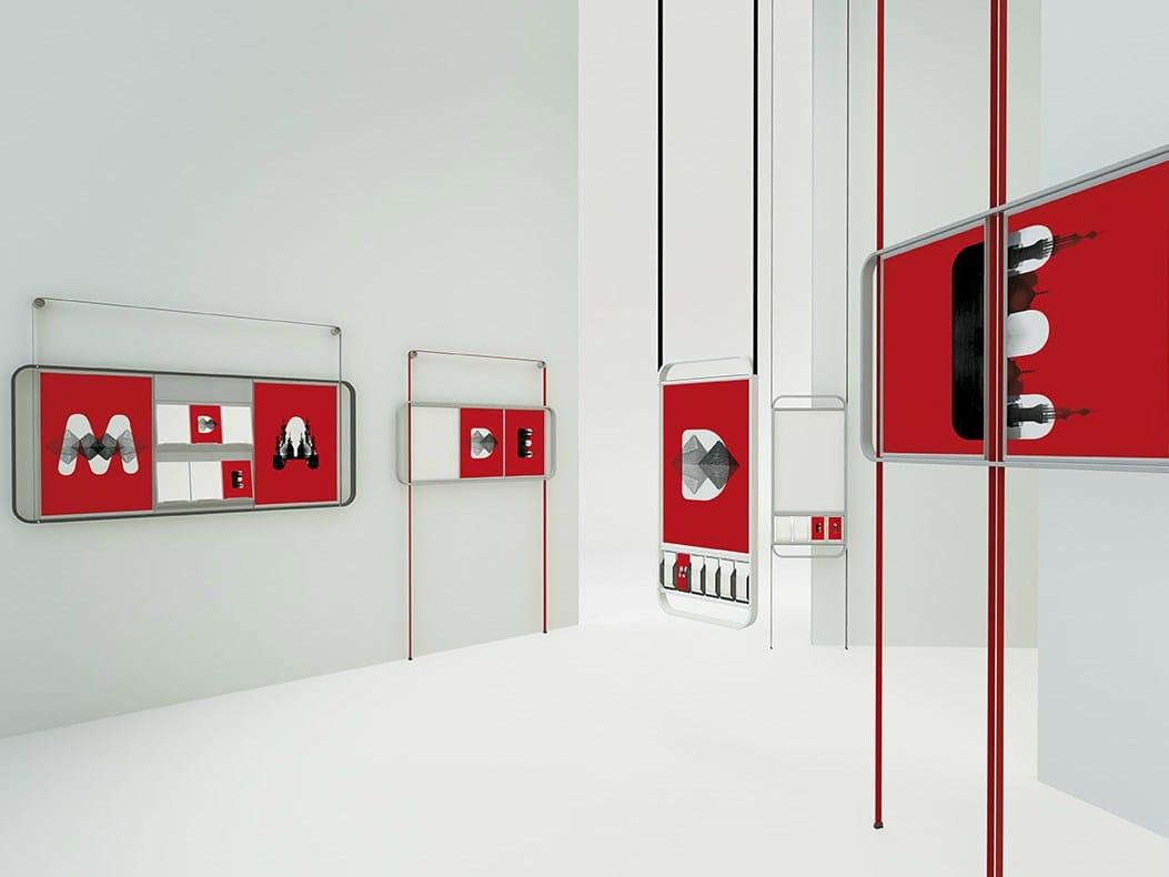 cairo pr sentoir mural by made design design idealab. Black Bedroom Furniture Sets. Home Design Ideas