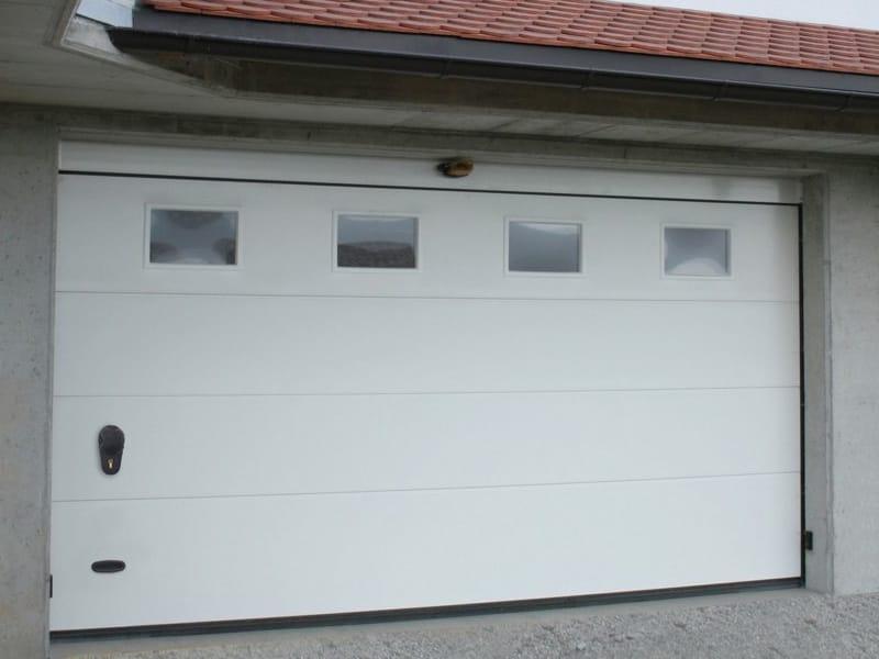 Prs rl42 puerta de garaje by bremet chiusure tecniche - Proyecto puerta de garaje ...