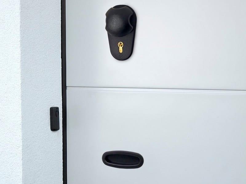 Prs rl42 puerta de garaje by bremet chiusure tecniche - Puerta de acero galvanizado ...