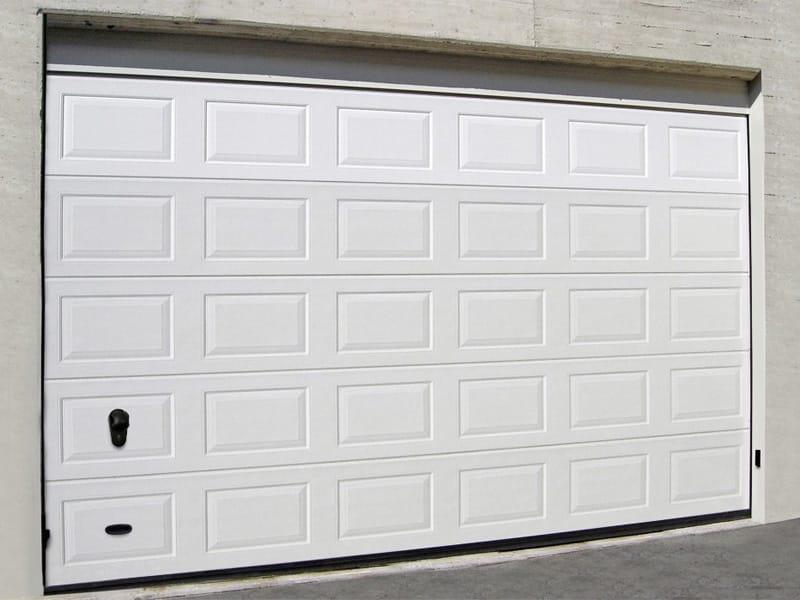 Ats rl42 puerta de garaje by bremet chiusure tecniche - Puerta de acero galvanizado ...