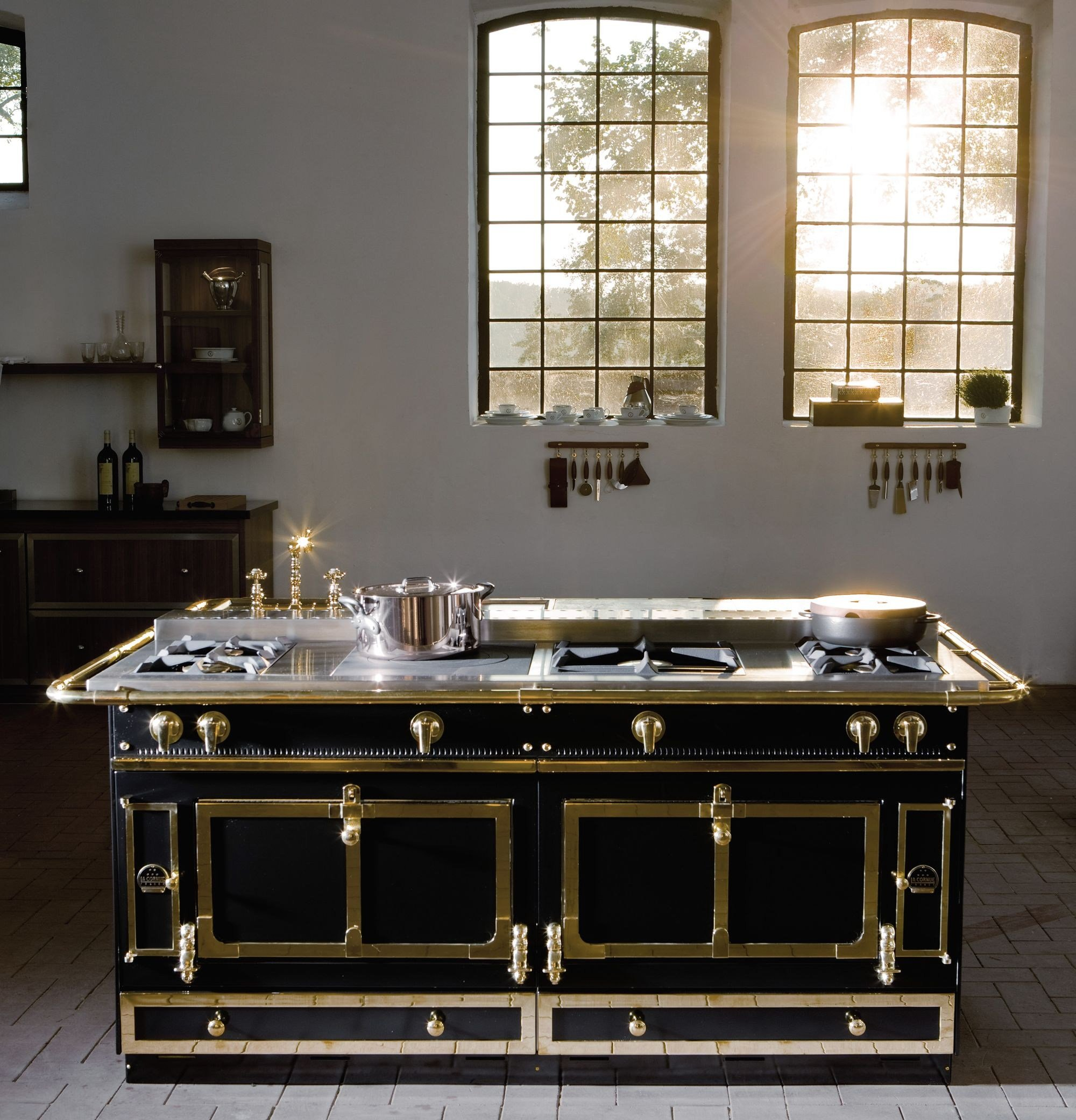 La Cornue Kitchen Designs Delectable Inspiration