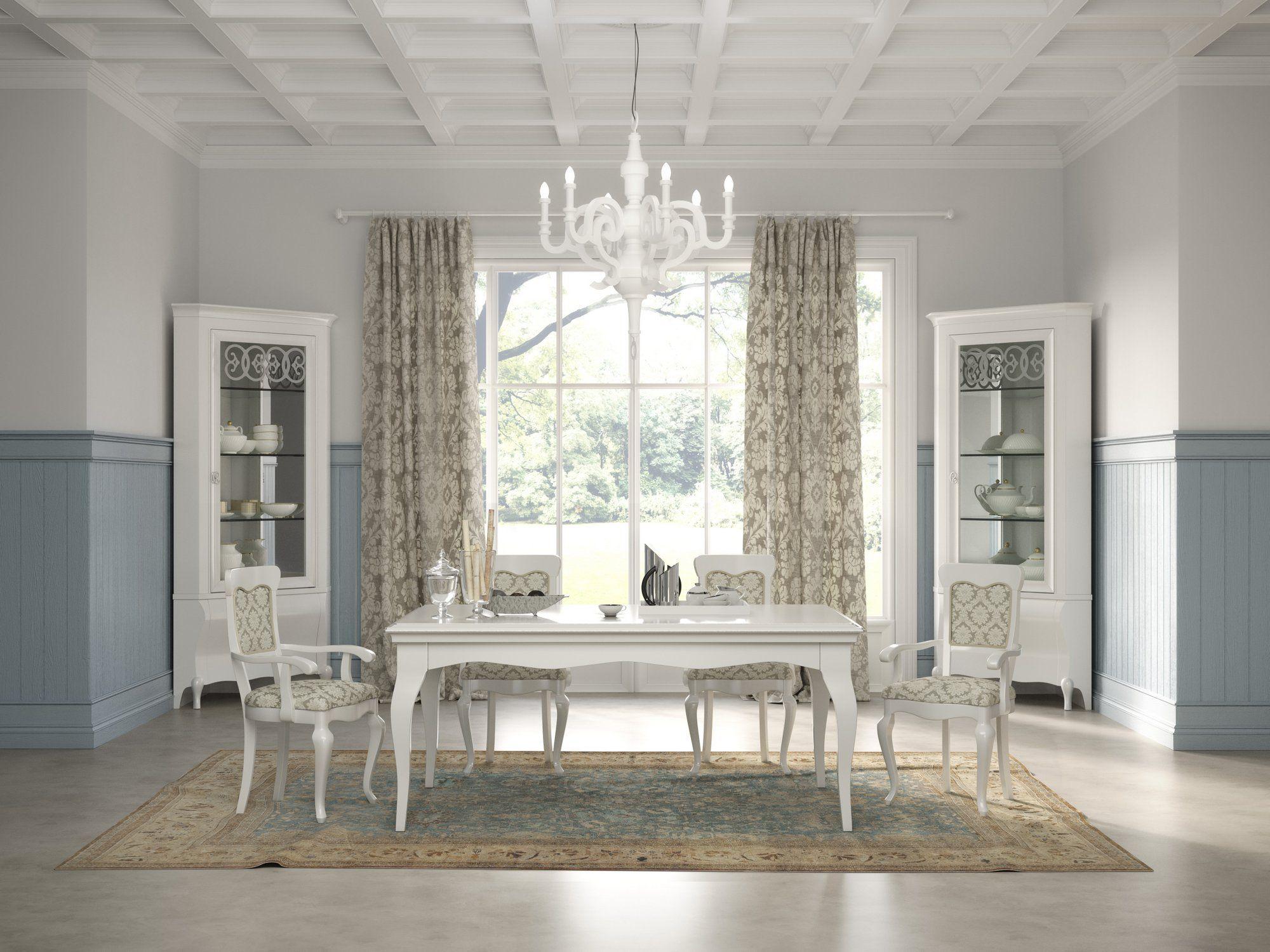 Symfonia tavolo laccato by dall agnese design imago design arbet design - Dall agnese mobili classici ...