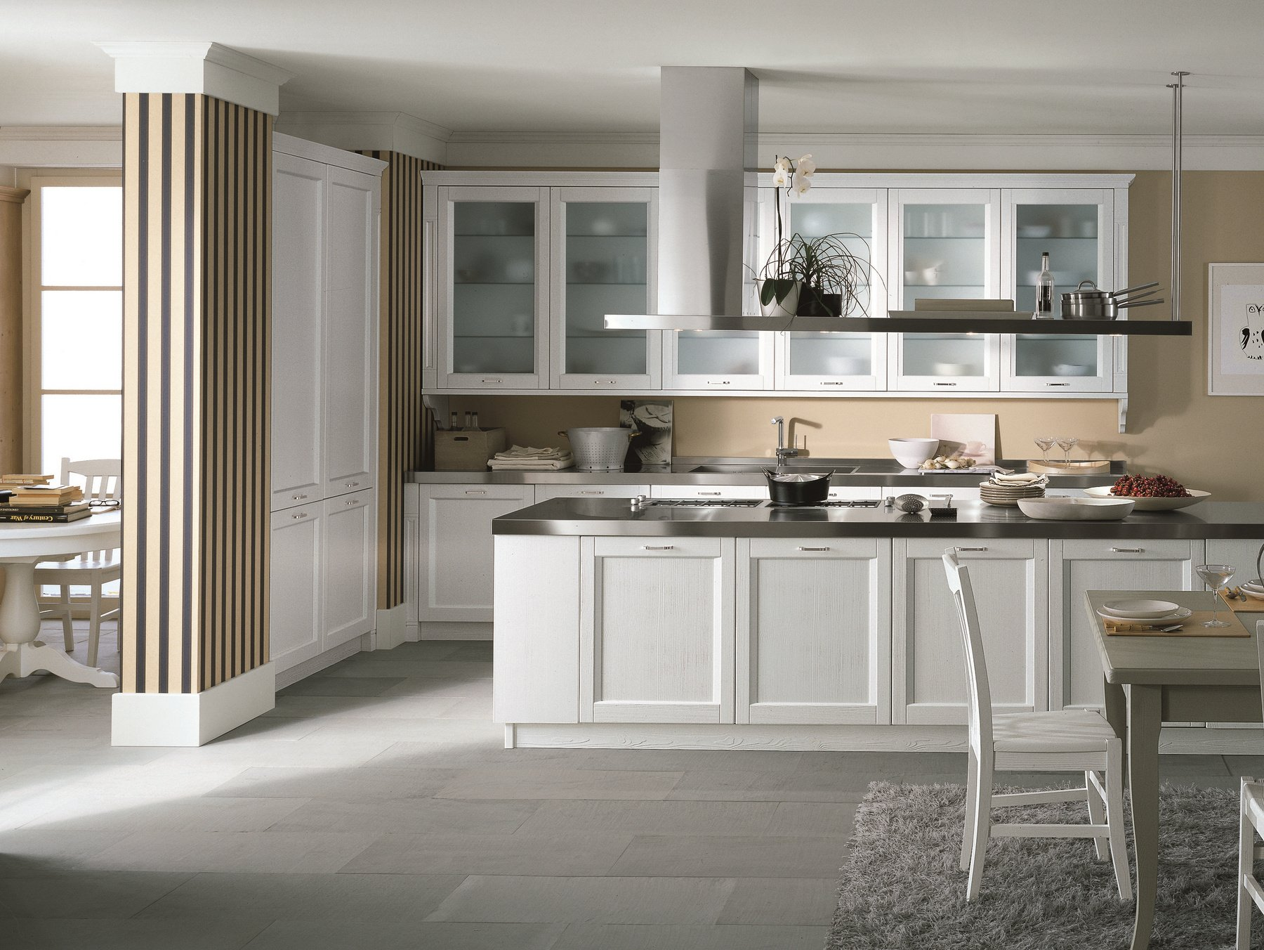 neoclassical style kitchens | archiproducts - Mondo Küche