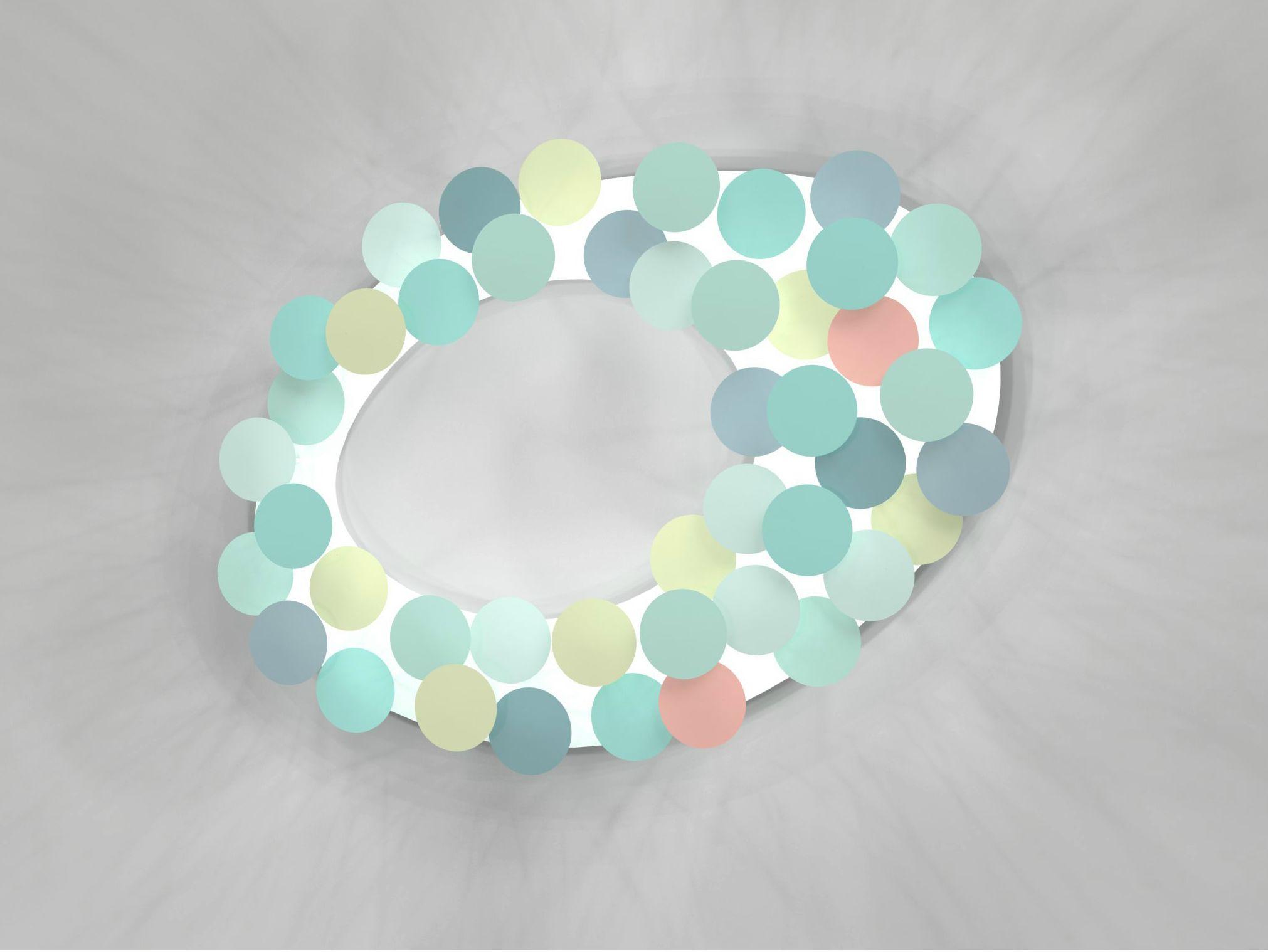 Millelumen circles deckenleuchte by millelumen design for Led jugendzimmer