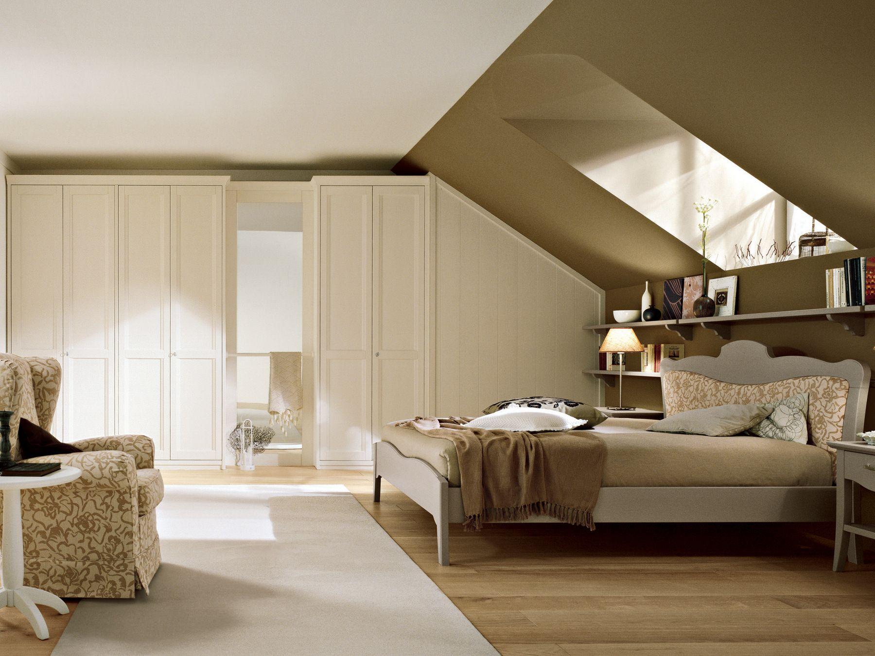Camera da letto in abete nuovo mondo n05 by scandola mobili for Scandola mobili