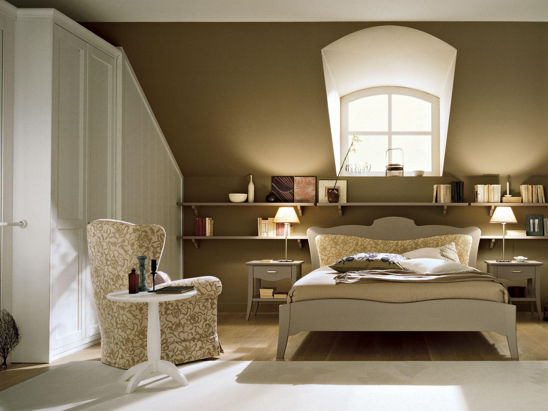 schlafzimmer-set aus fichte nuovo mondo n05scandola mobili