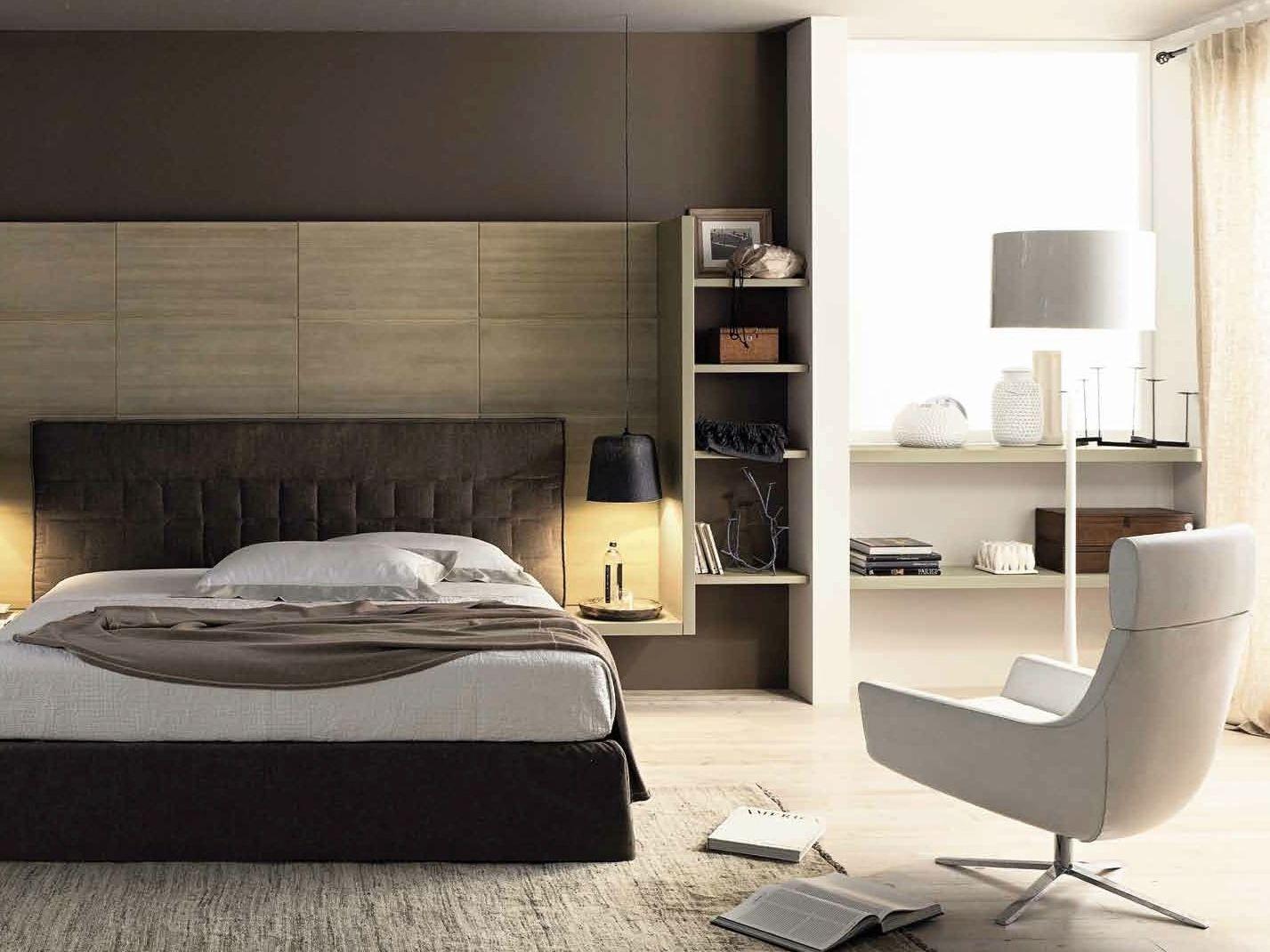 schlafzimmer-set aus fichte im modernen stil nuovo mondo n09