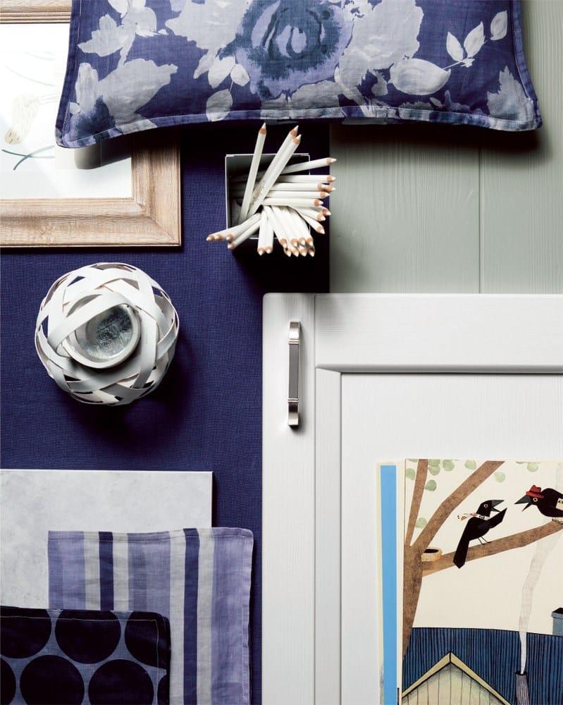 schlafzimmer mit hochbett für jungen/mädchen nuovo mondo n15