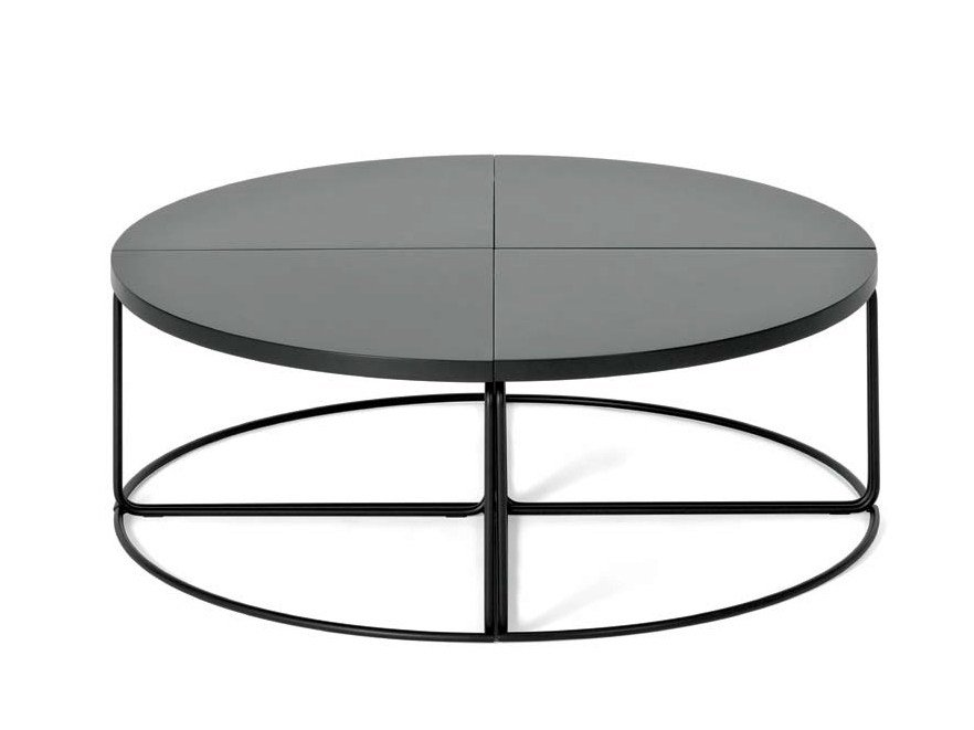 dl1 table basse ronde by loehr design david l hr. Black Bedroom Furniture Sets. Home Design Ideas