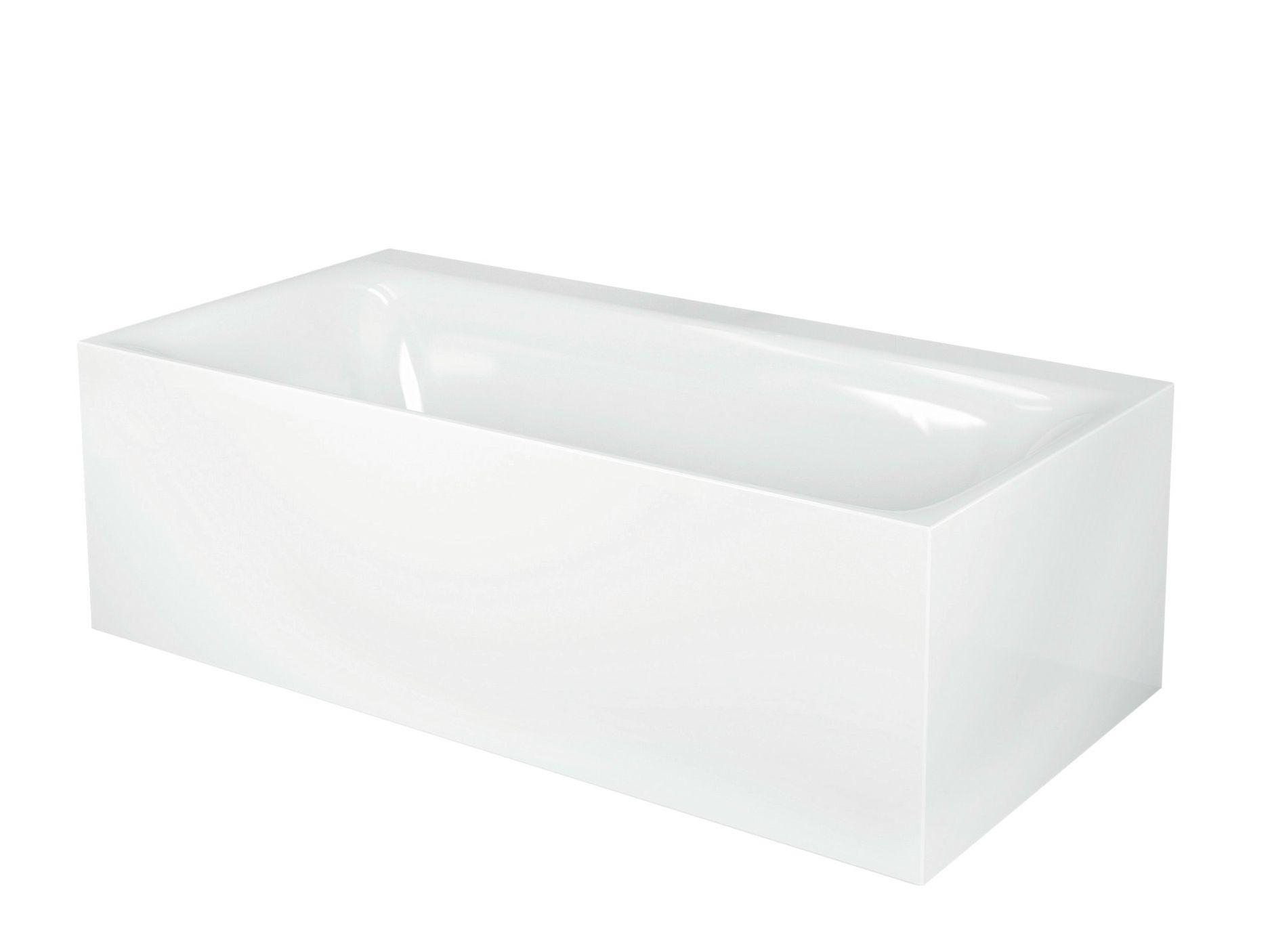Rechteckige badewanne aus stahl im modernen stil bettelux for Badewannen hersteller liste
