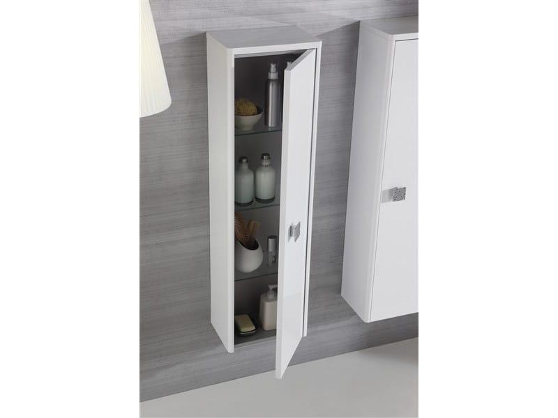 Mobile lavabo laccato con ante dec d12 by legnobagno - Legnobagno prezzi ...