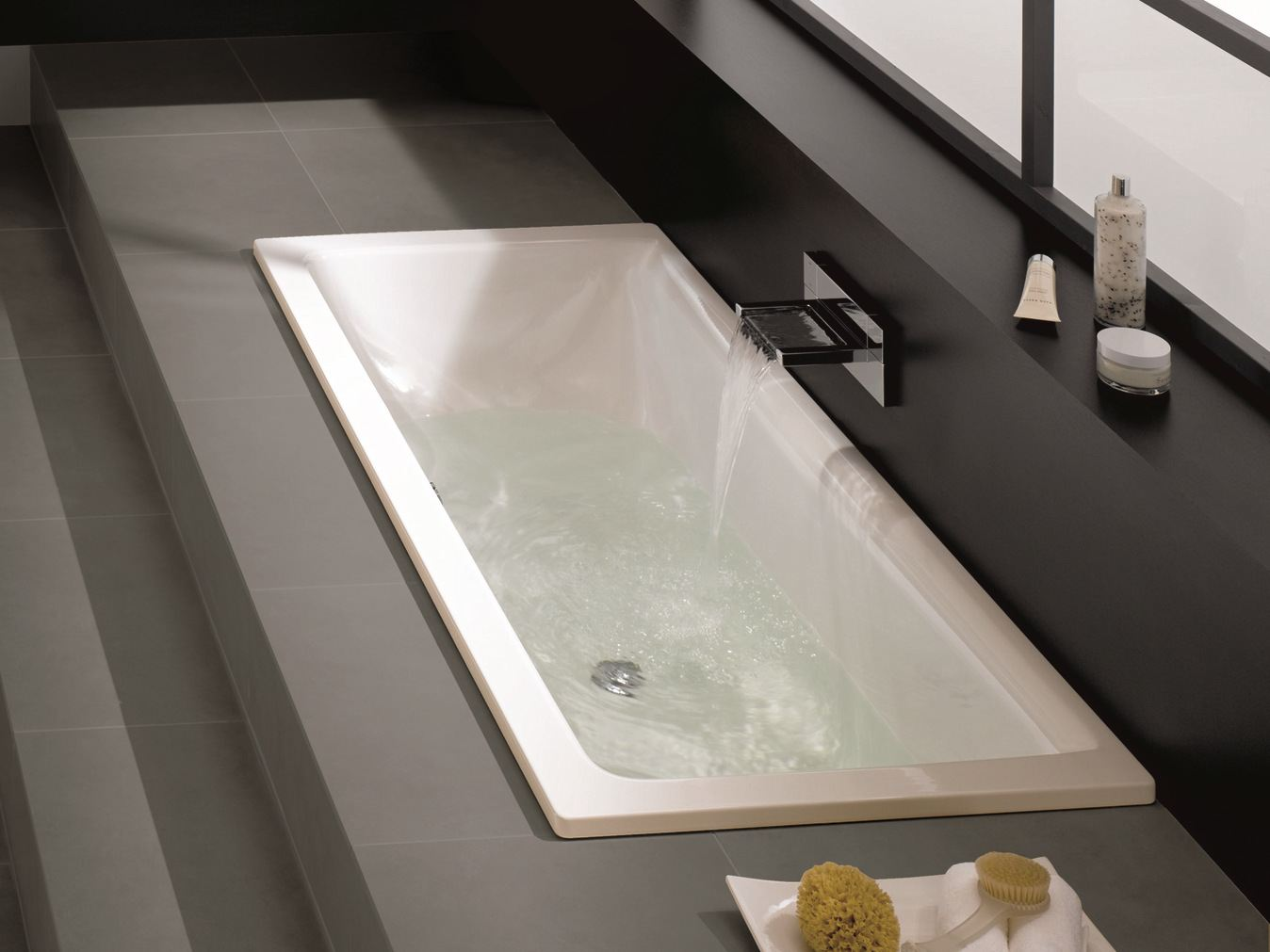 baignoire encastrable bettefree by bette design schmiddem