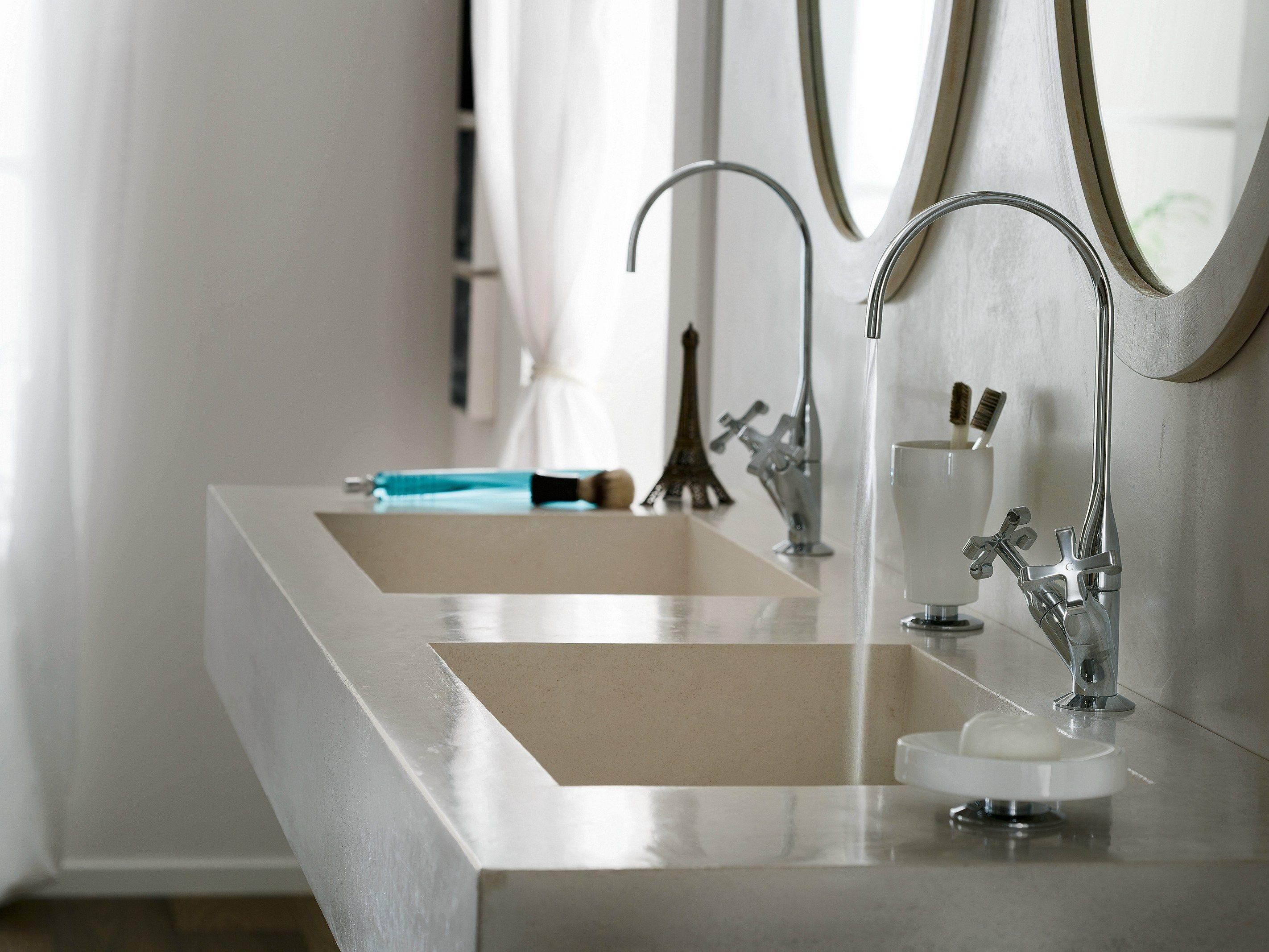 Carlos primero grifo para lavabo con 1 orificio by carlo - Grifos para lavabos sobre encimera ...