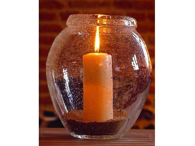 Kerzenhalter Aus Glas Biot By Tectona