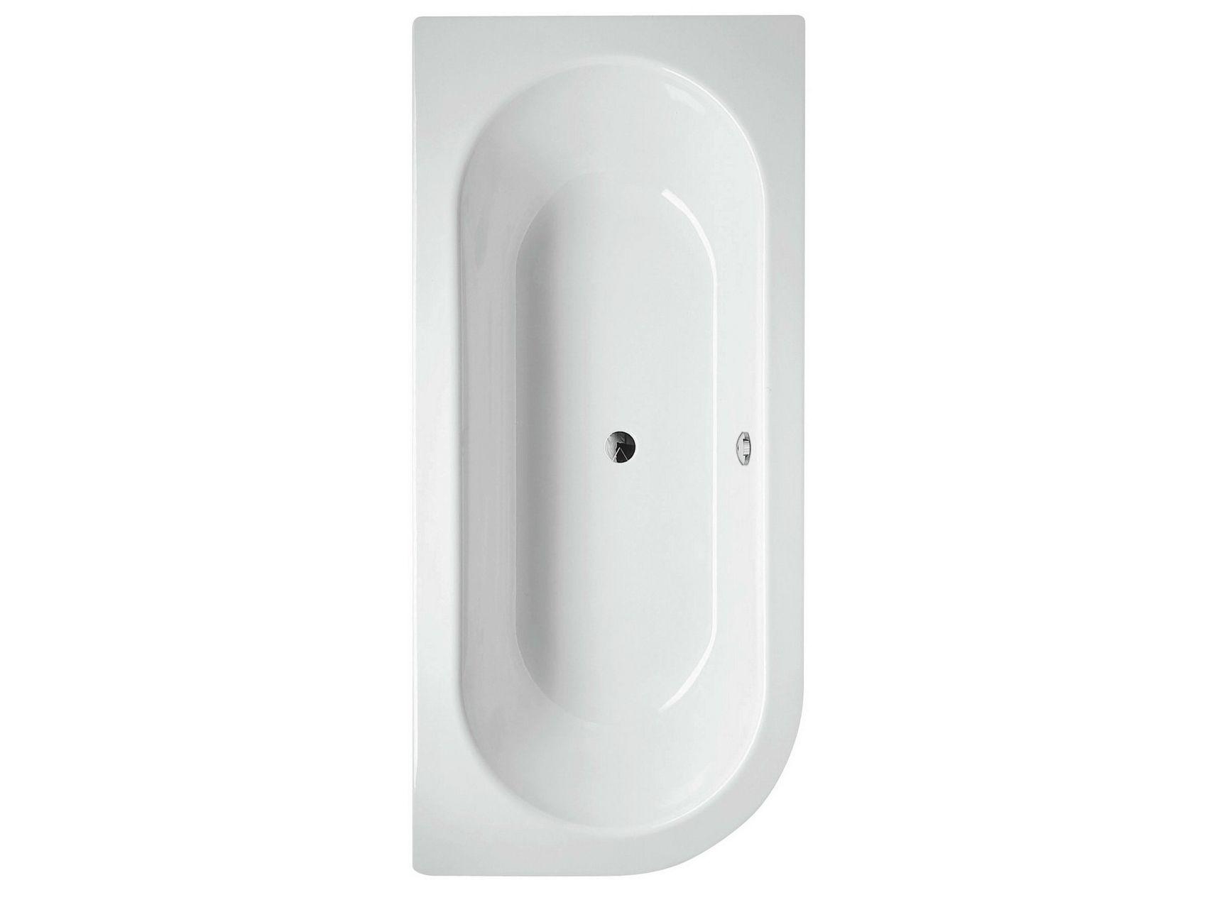 Vasca da bagno in acciaio smaltato da incasso bettestarlet v by bette - Vasche da bagno in acciaio smaltato ...