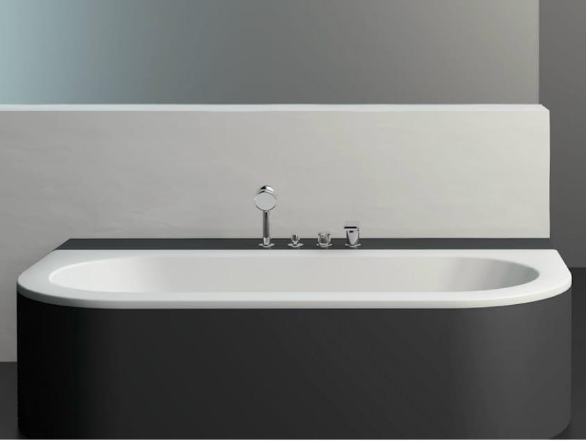 baignoire ovale en acier maill bettestarlet i collection. Black Bedroom Furniture Sets. Home Design Ideas