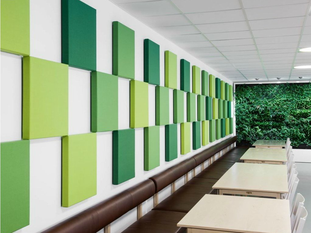 Modular 3d Wall Cladding Soneo Wall By Abstracta