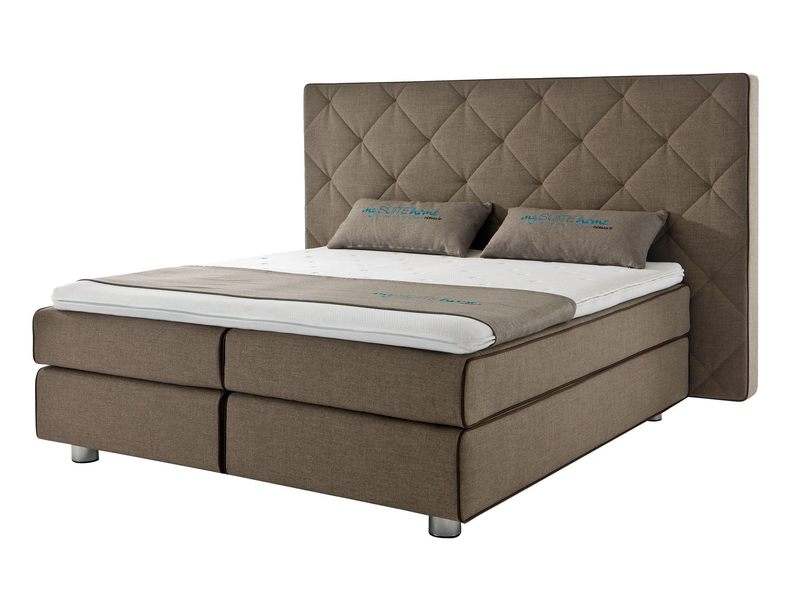 boxspring suite design t te de lit capitonn e by h lsta. Black Bedroom Furniture Sets. Home Design Ideas