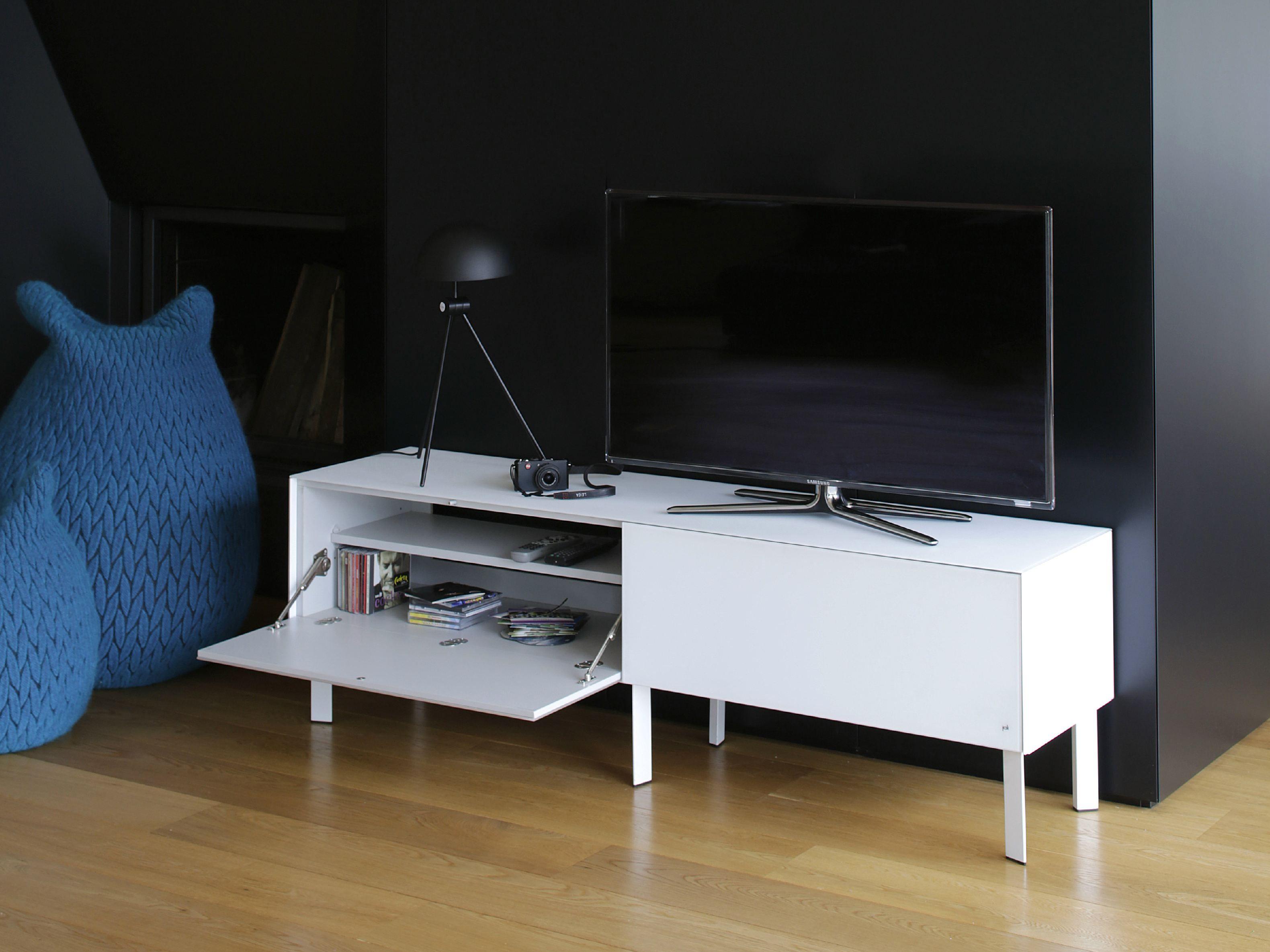 Meuble Tv Retractable Frdesignhub Co # Meuble Tv Retractable