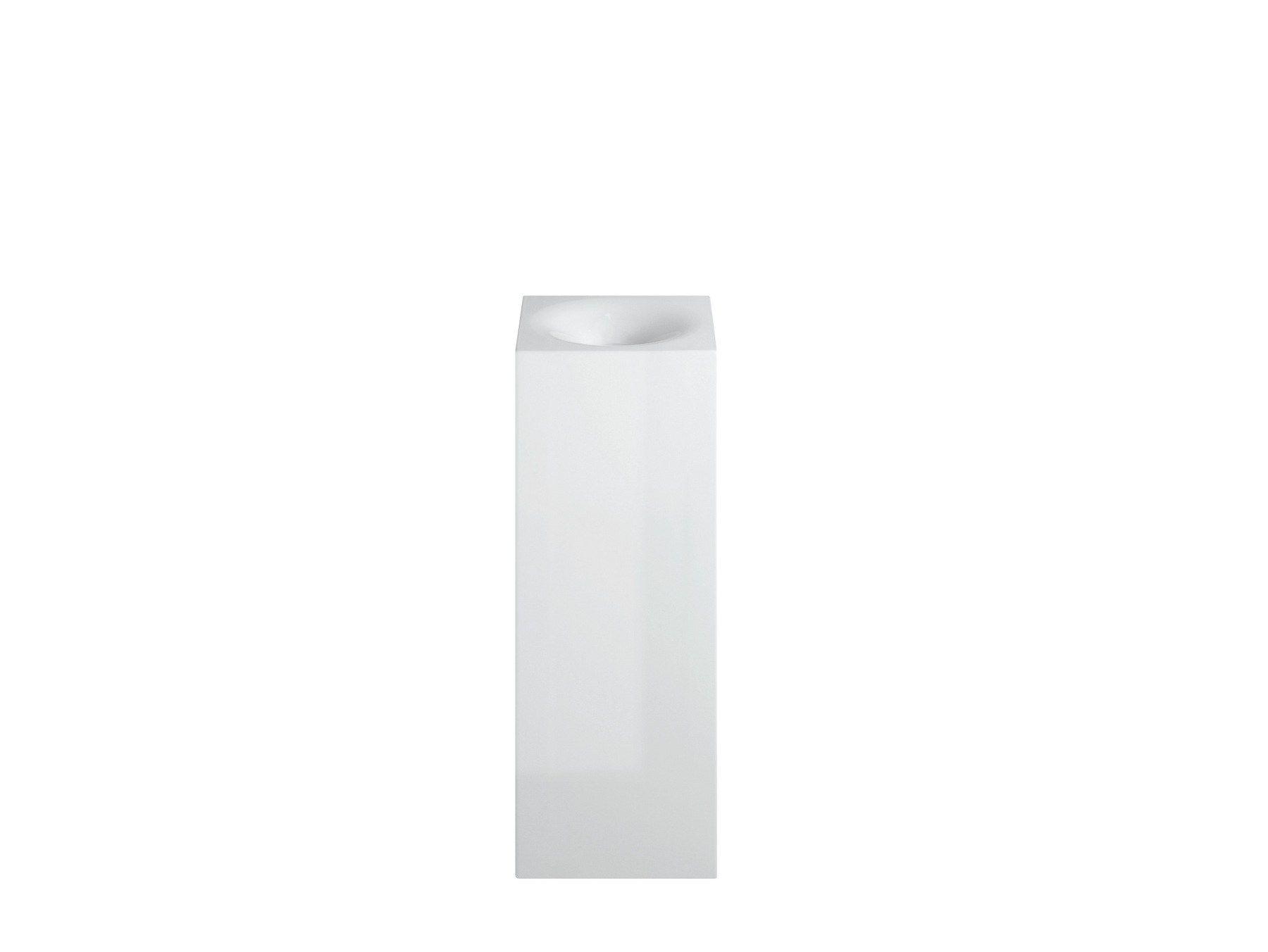 standwaschbecken aus emailliertem stahl bettebowl monolith. Black Bedroom Furniture Sets. Home Design Ideas