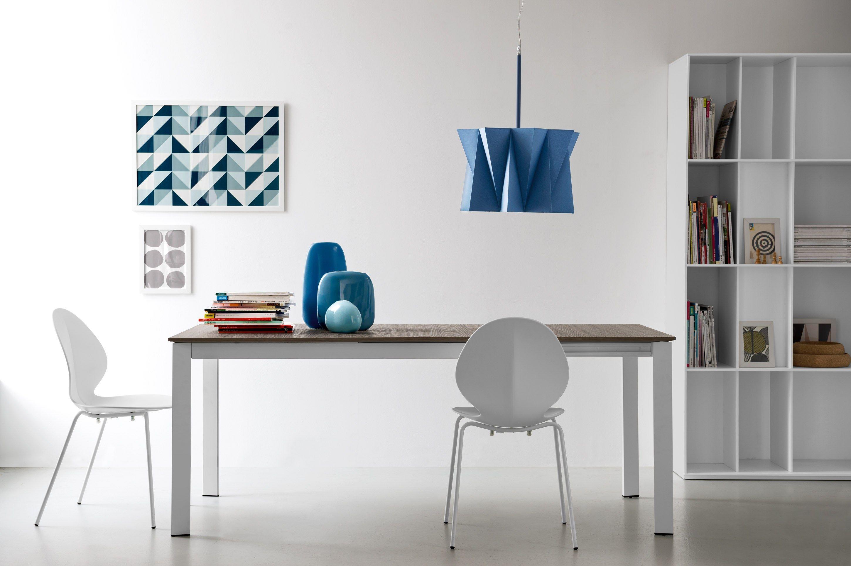 Extending Rectangular Table LORD Calligaris #184568 2900 1930 Tavoli Da Pranzo Ikea
