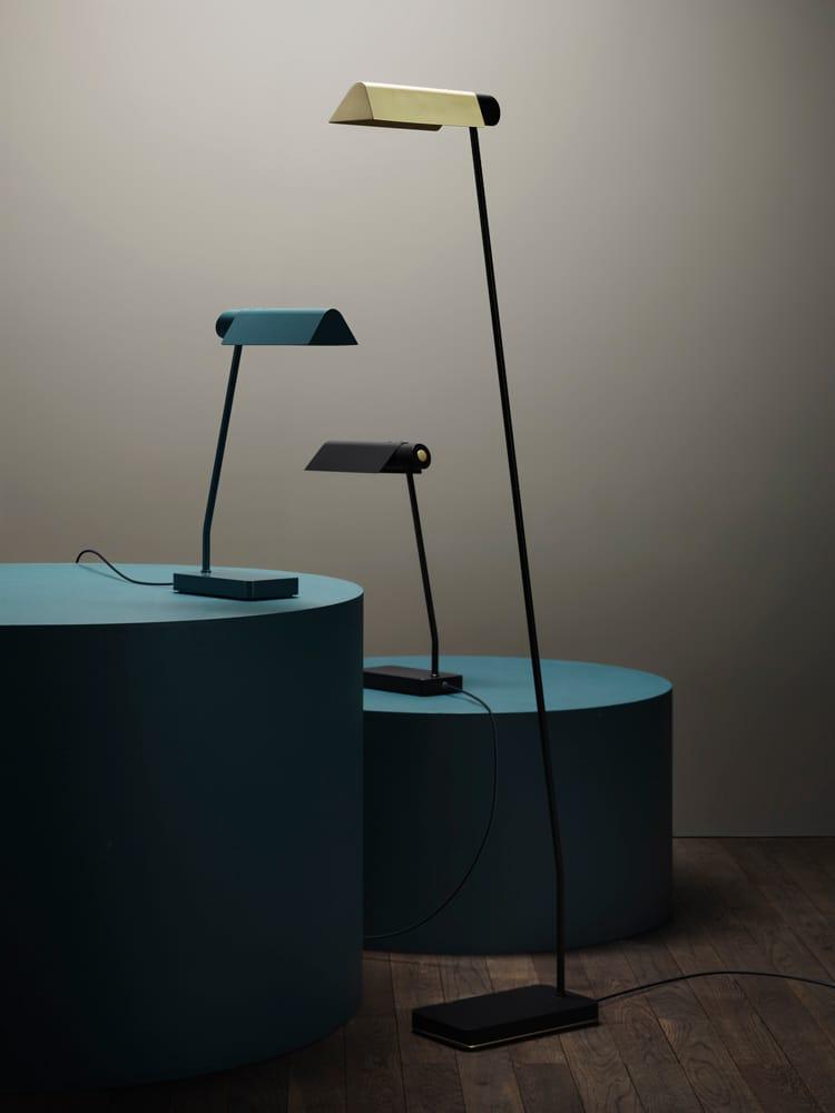 Lampada da scrivania in metallo crop lampada da - Lampada da scrivania design ...